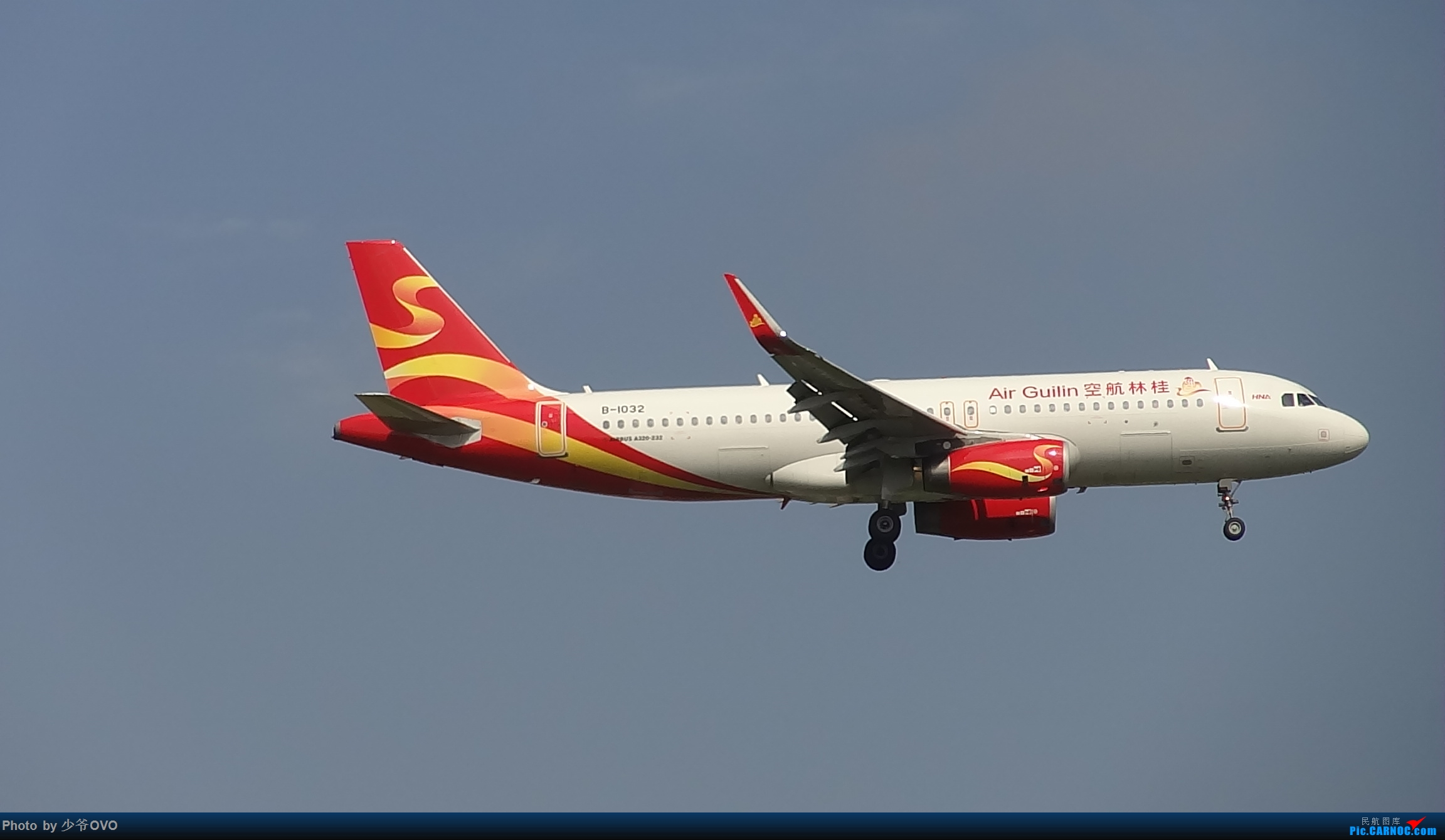 Re:[原创]CKG重庆江北机场拍机 AIRBUS A320-200 B-1032 中国重庆江北国际机场