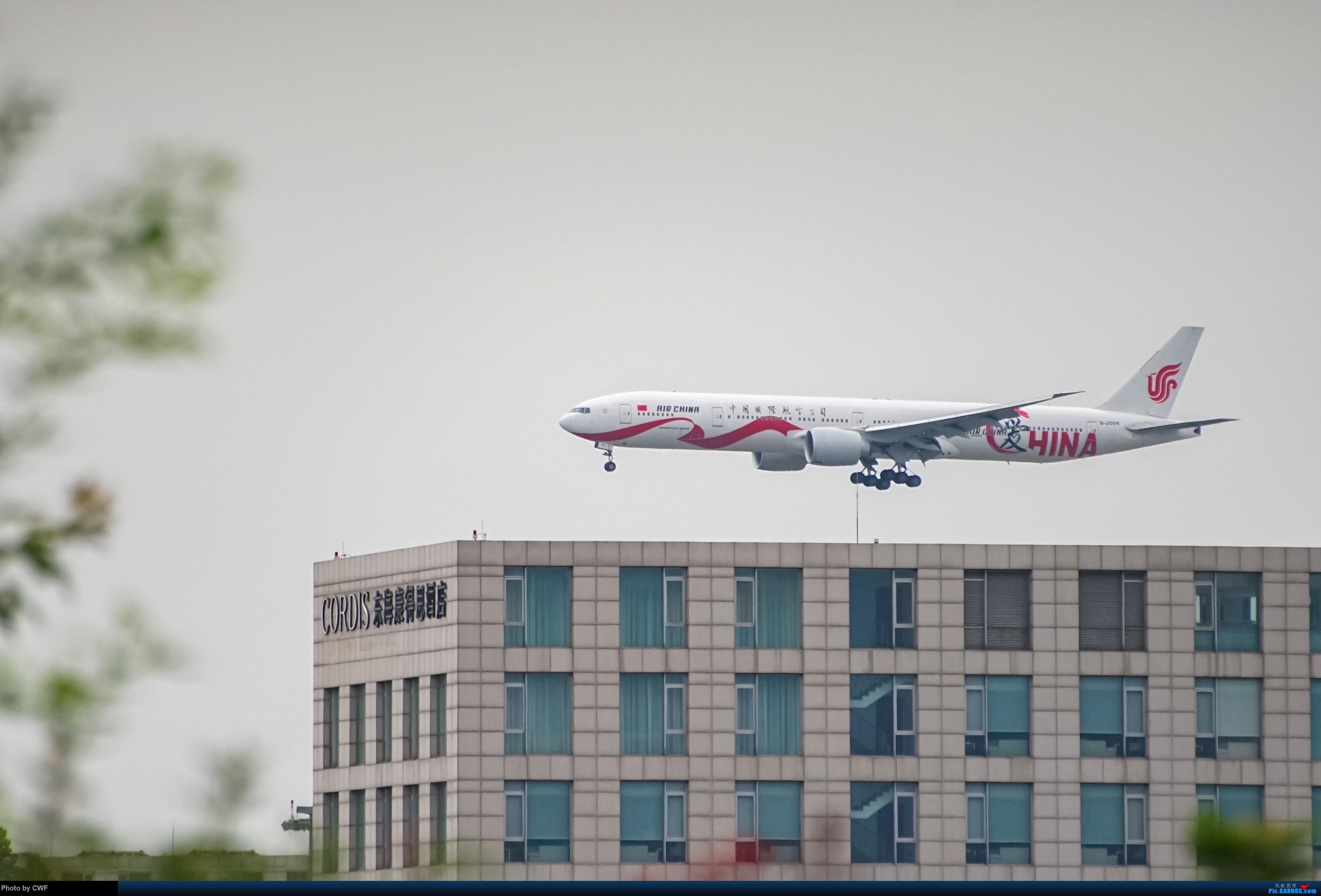 Re:[原创]PEK 拍机 BOEING 777-300ER B-2006 中国北京首都国际机场