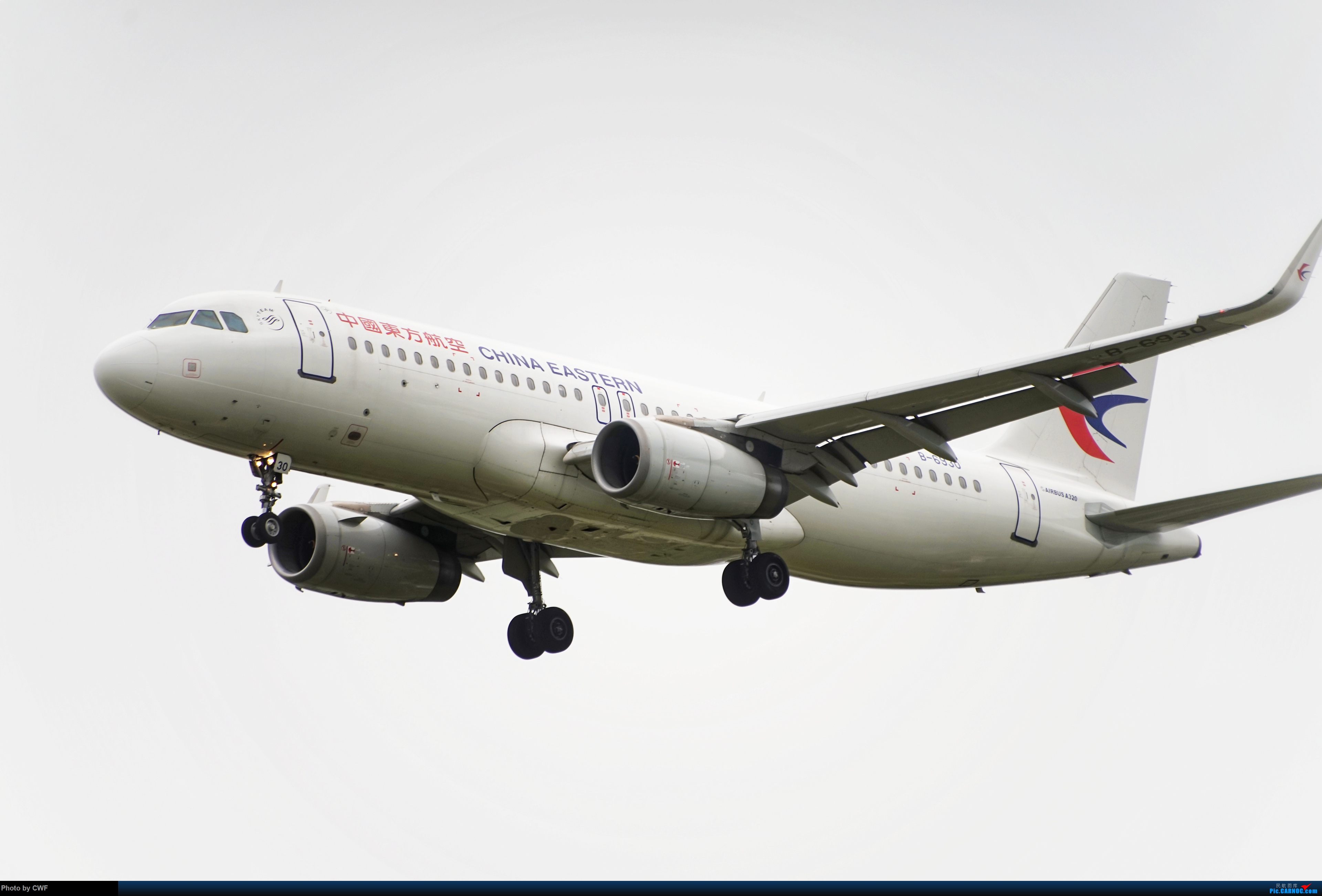 Re:[原创]PEK 拍机 AIRBUS A320-200 B-6930