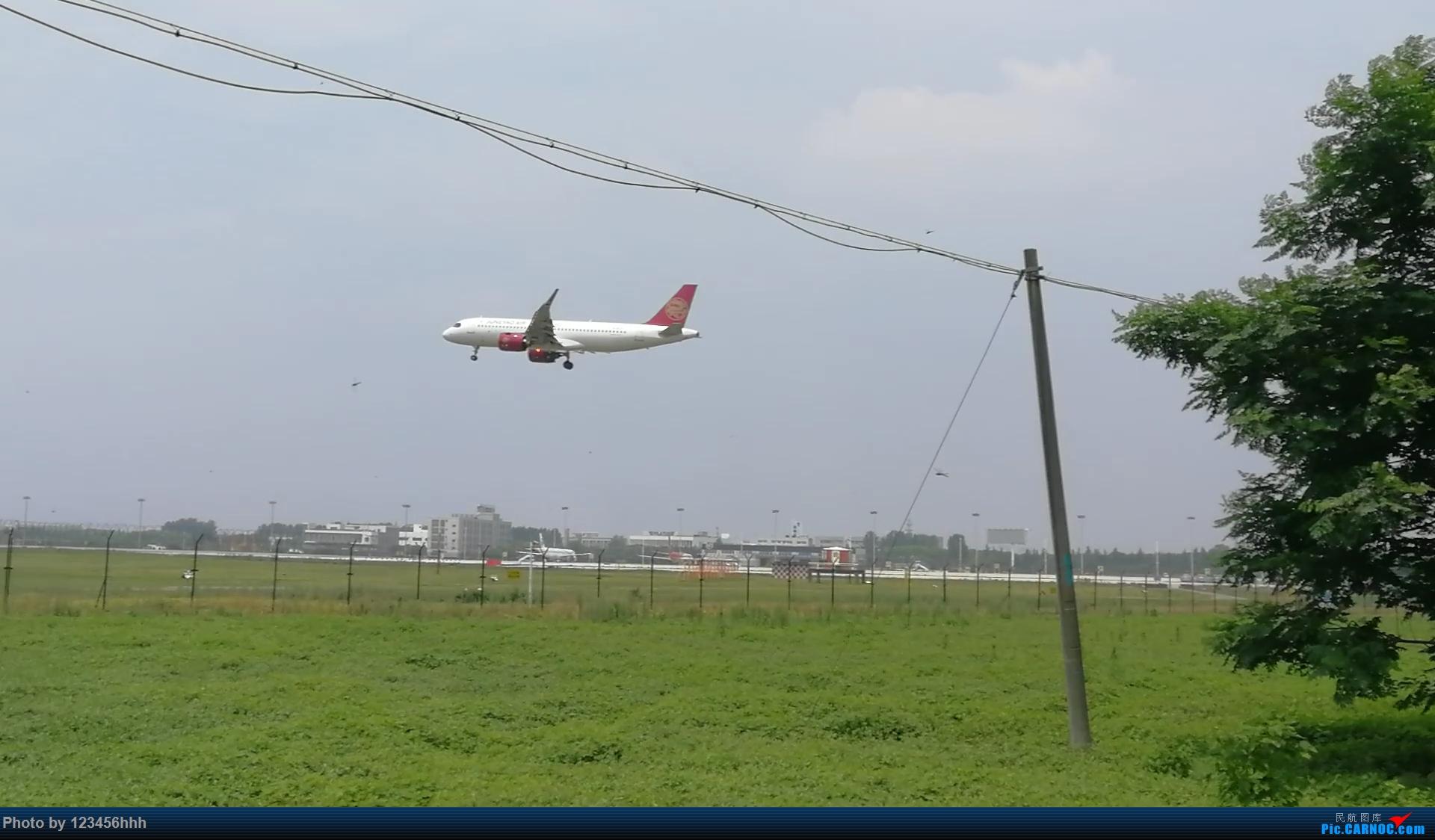 Re:[原创]苏南硕放国际机场拍机 AIRBUS A320-271N NEO B-30CT 中国无锡硕放国际机场