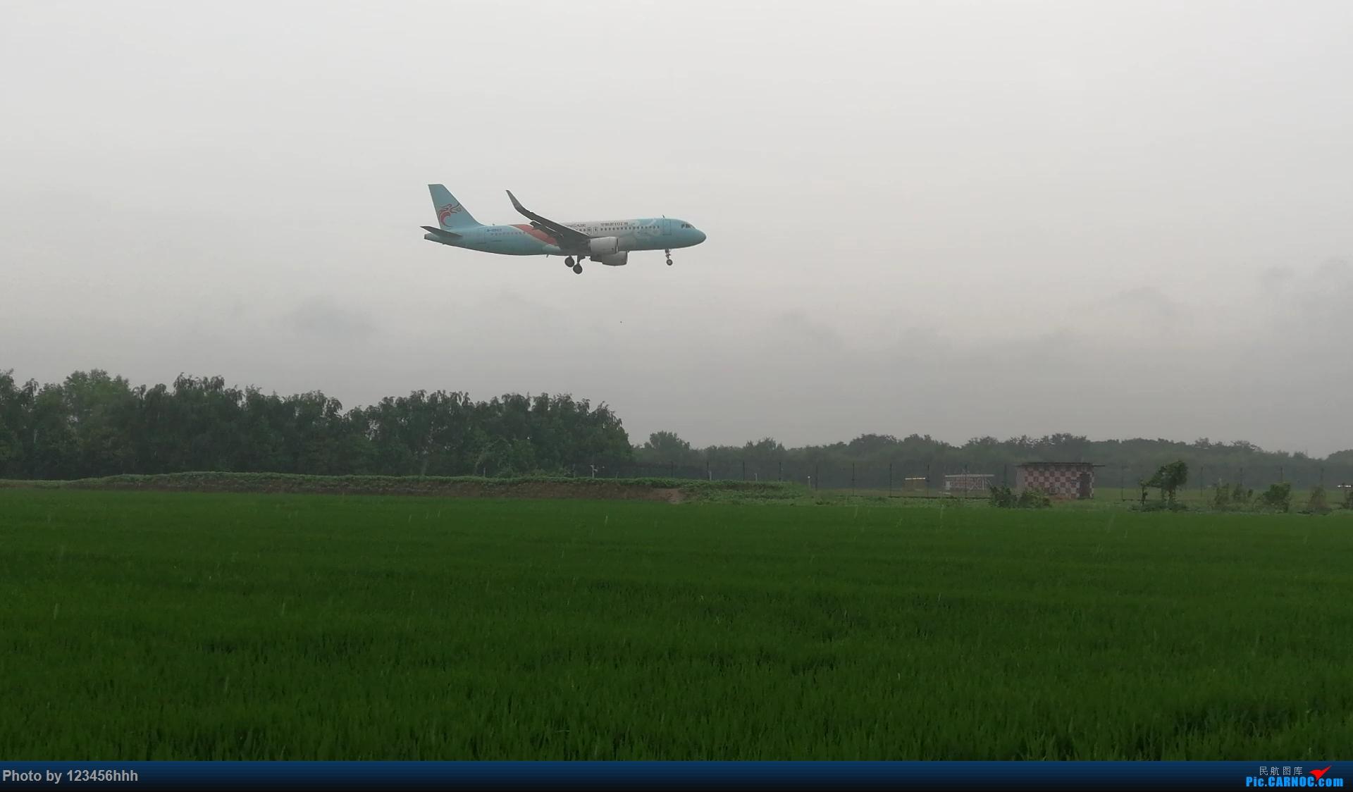 [原创]苏南硕放国际机场拍机(二) AIRBUS A320-200 B-8983 中国无锡硕放国际机场