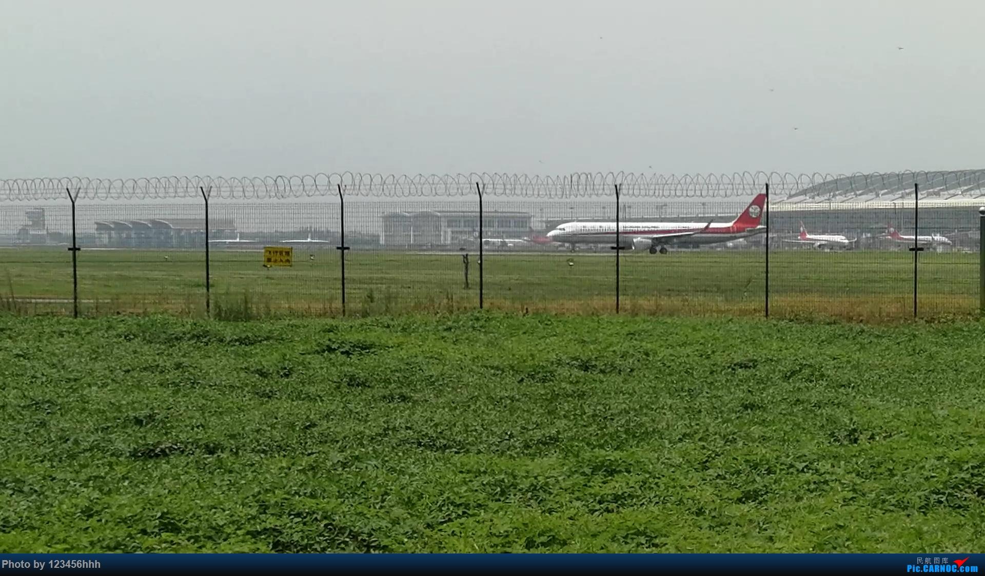 Re:[原创]苏南硕放国际机场拍机(二) AIRBUS A321-200 B-8603 中国无锡硕放国际机场