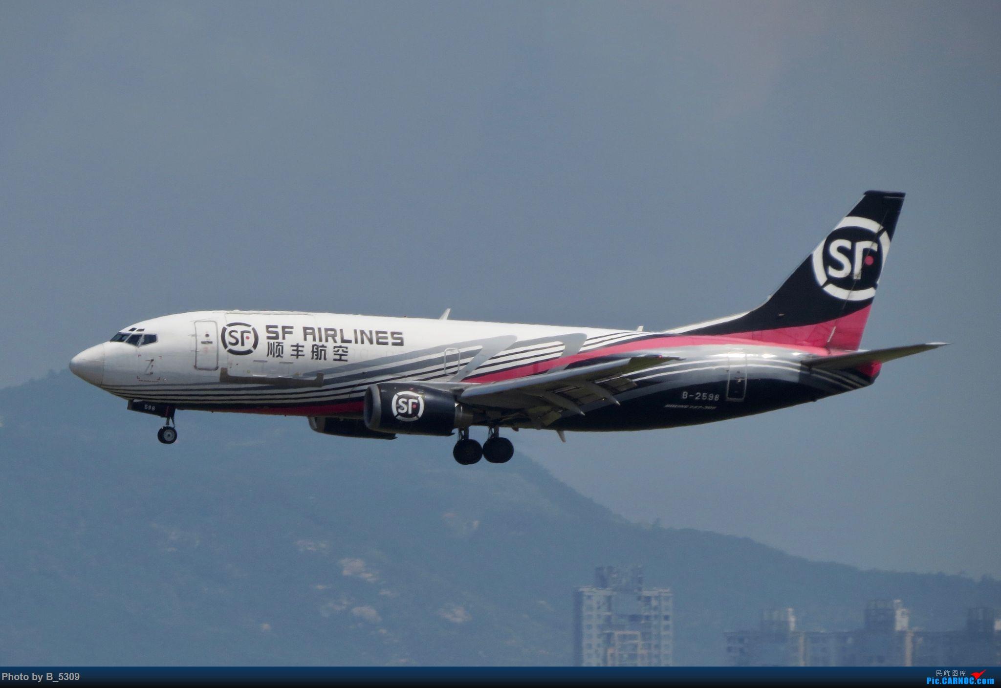 Re:[原创]逮KLM的大中午… BOEING 737-300 B-2598 中国厦门高崎国际机场
