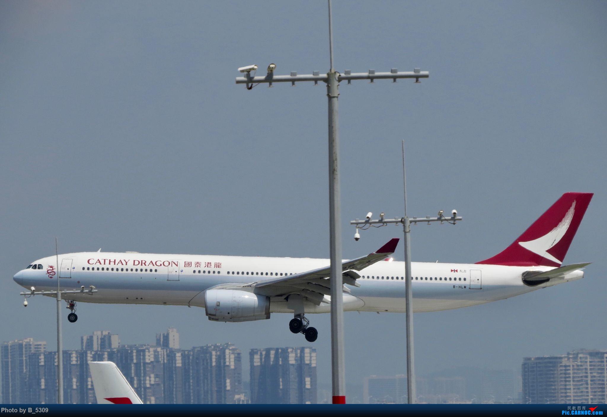 Re:[原创]逮KLM的大中午… AIRBUS A330-300 B-HLM 中国厦门高崎国际机场