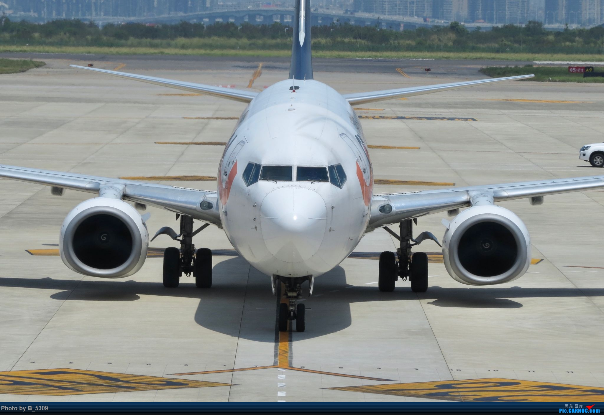 Re:[原创]逮KLM的大中午… BOEING 737-800 B-5629 中国厦门高崎国际机场