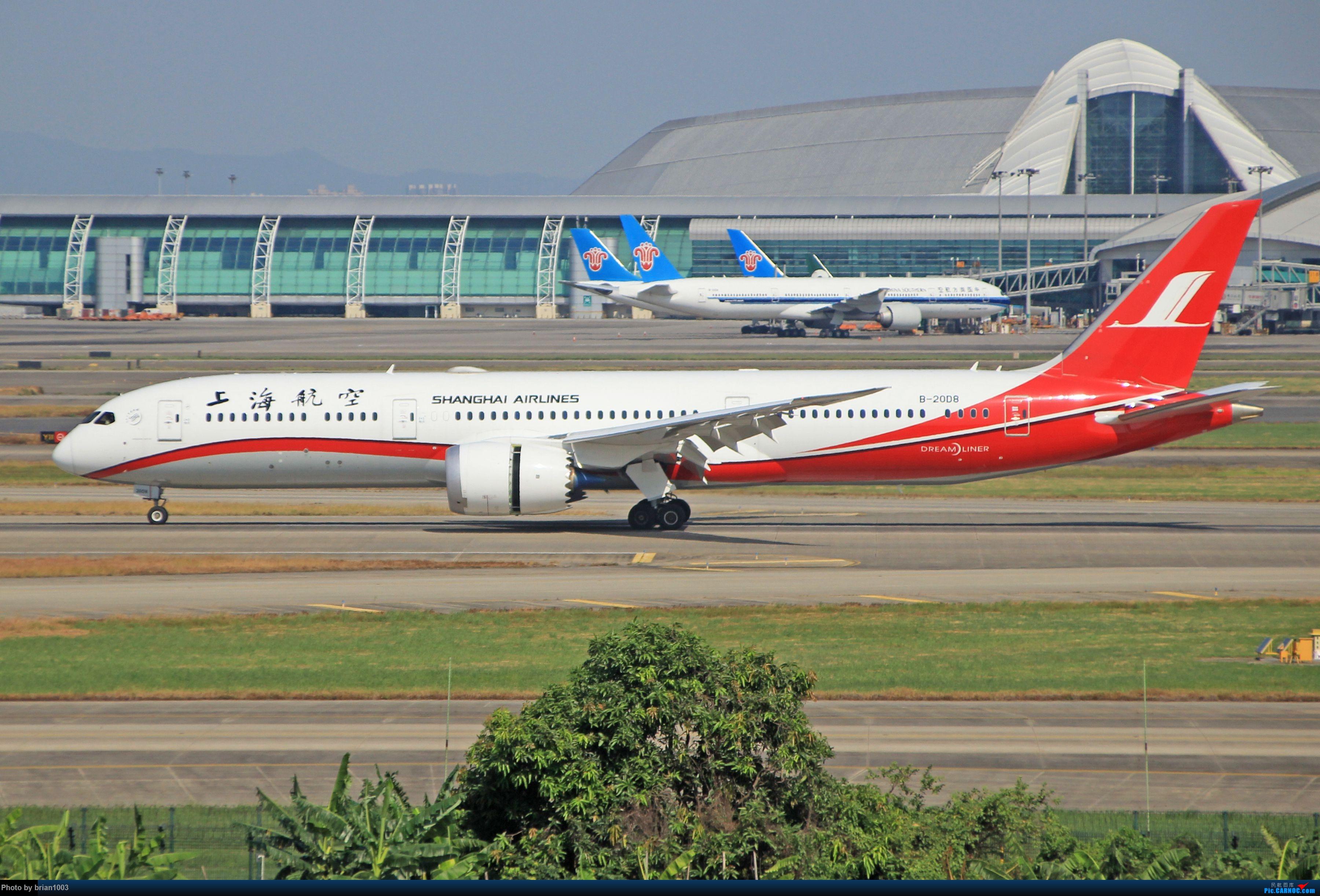 """Re:[原创]千里赴""""粤""""来拍机 BOEING 787-9 B-20D8 中国广州白云国际机场"""