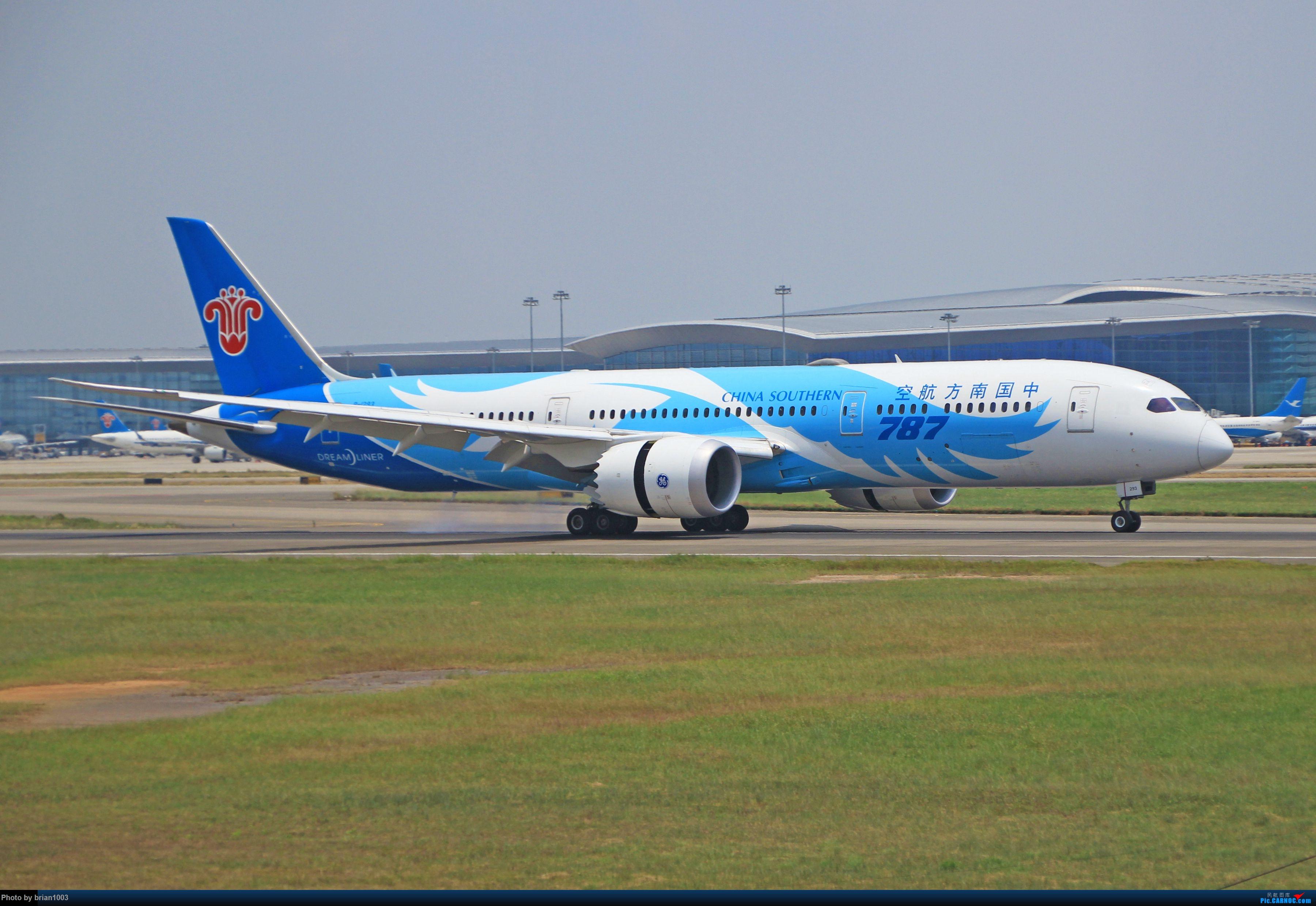 """Re:[原创]千里赴""""粤""""来拍机 BOEING 787-9 B-1293 中国广州白云国际机场"""