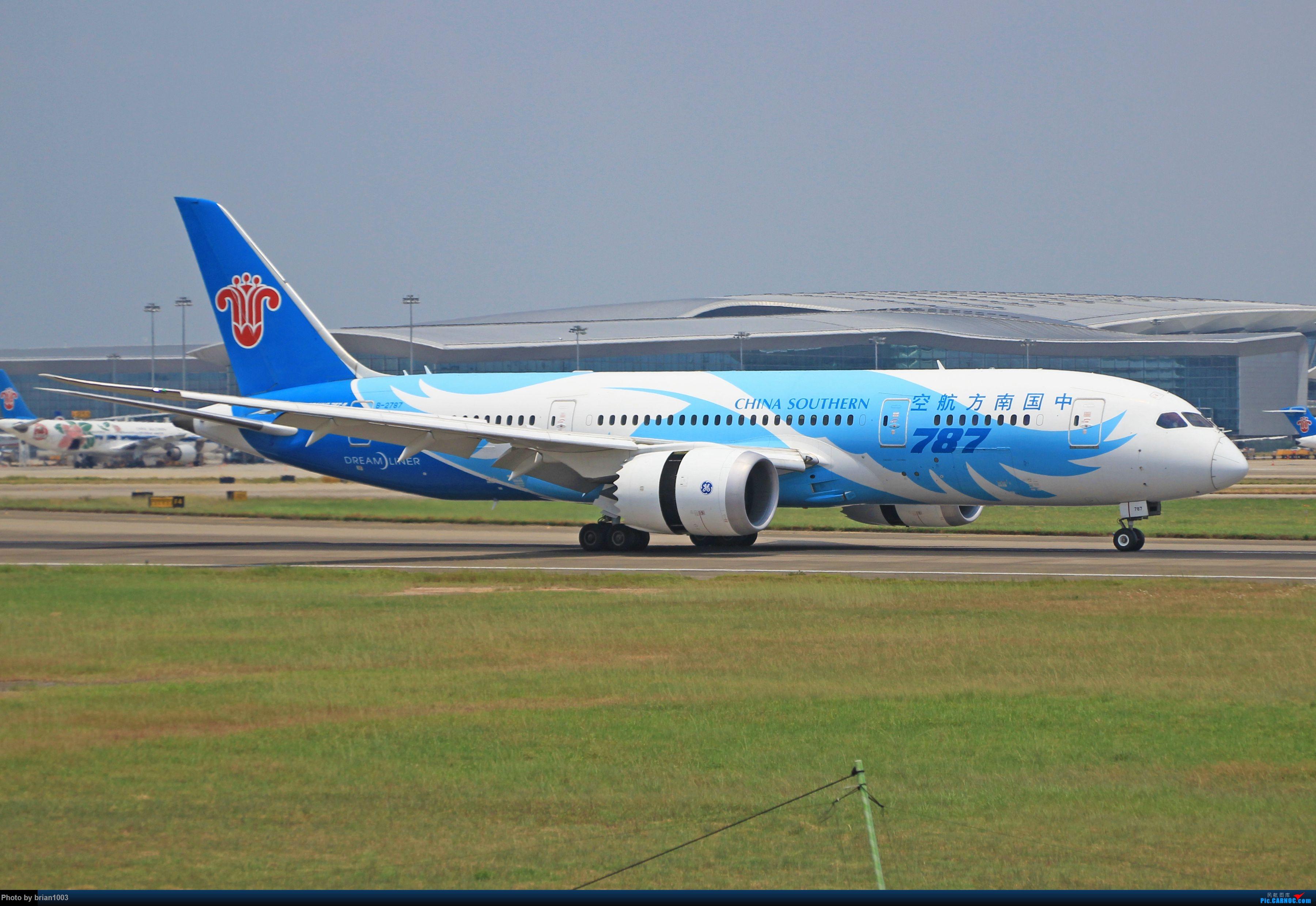 """Re:[原创]千里赴""""粤""""来拍机 BOEING 787-8 B-2787 中国广州白云国际机场"""