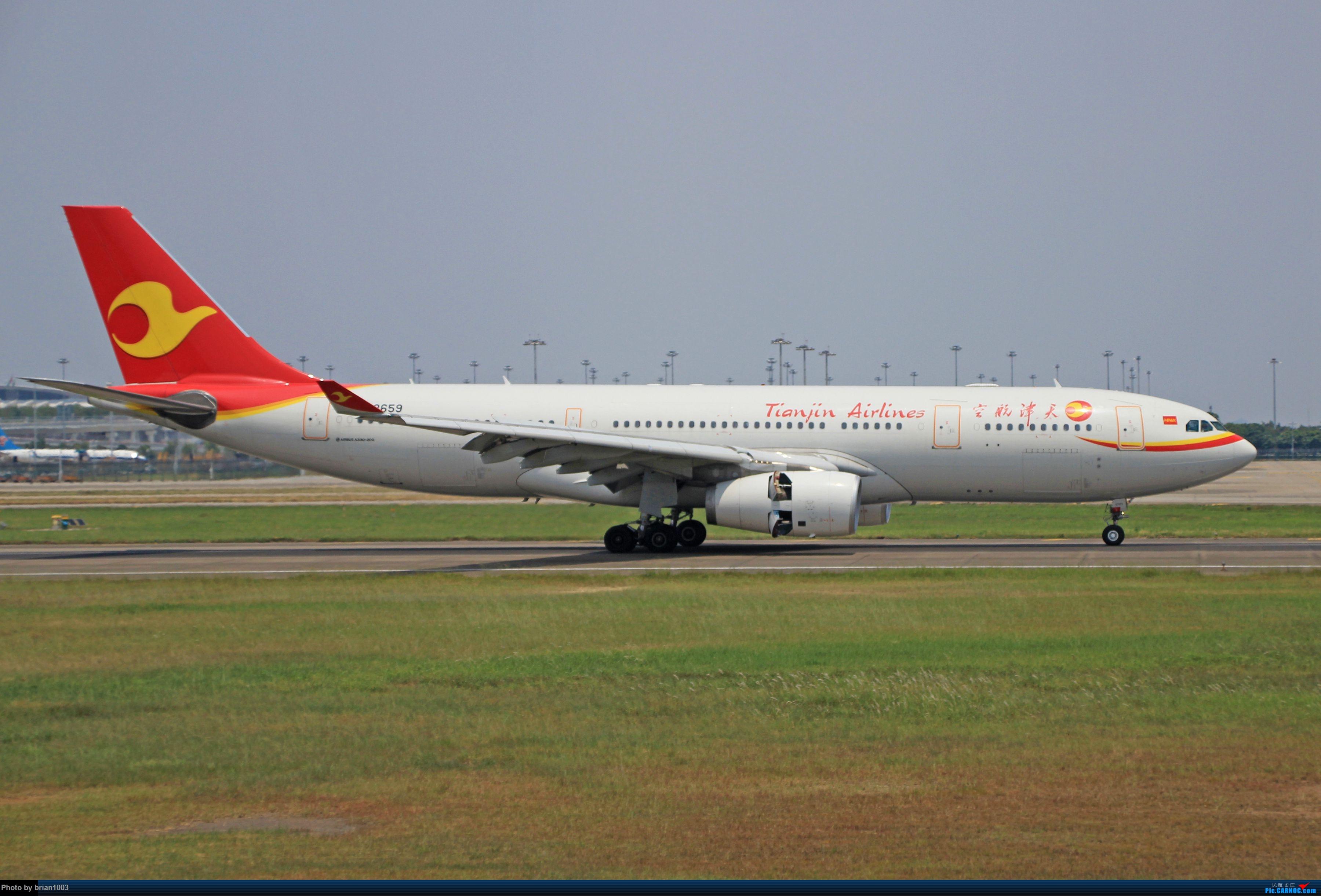 """Re:[原创]千里赴""""粤""""来拍机 AIRBUS A330-200 B-8659 中国广州白云国际机场"""