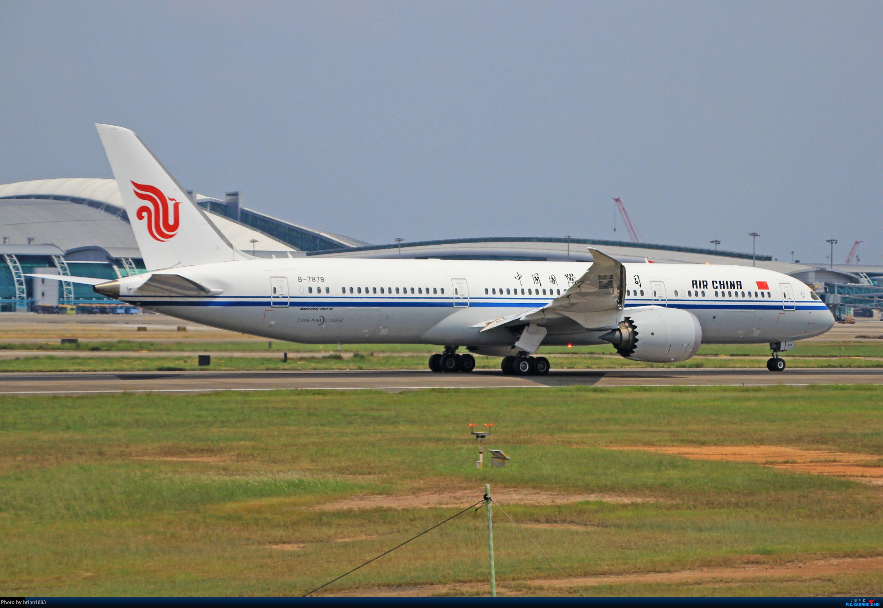 """Re:[原创]千里赴""""粤""""来拍机 BOEING 787-9 B-7878 中国广州白云国际机场"""