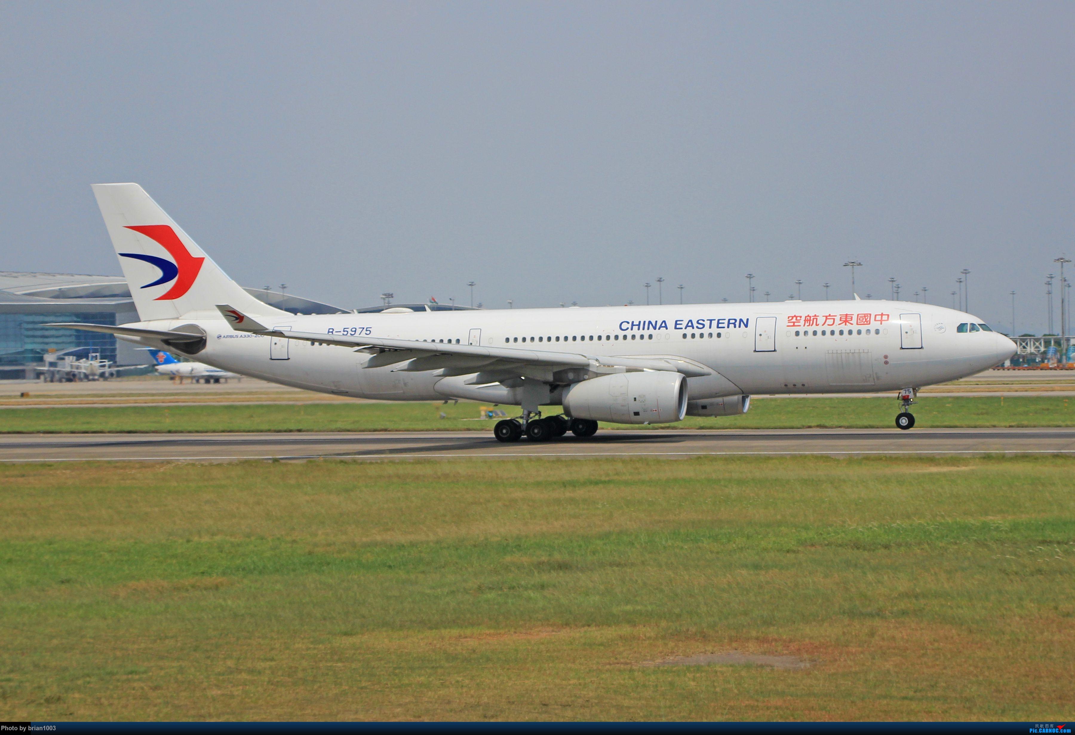 """Re:[原创]千里赴""""粤""""来拍机 AIRBUS A330-200 B-5975 中国广州白云国际机场"""
