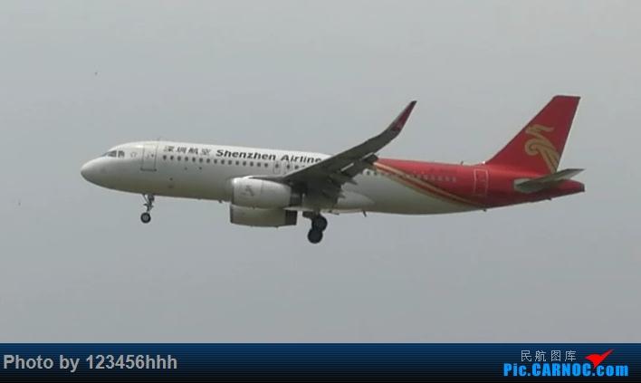 Re:苏南硕放国际机场拍机(上次小伙伴说图片太小,所以重新弄了一下) AIRBUS A320-200 B-8409 中国无锡硕放国际机场