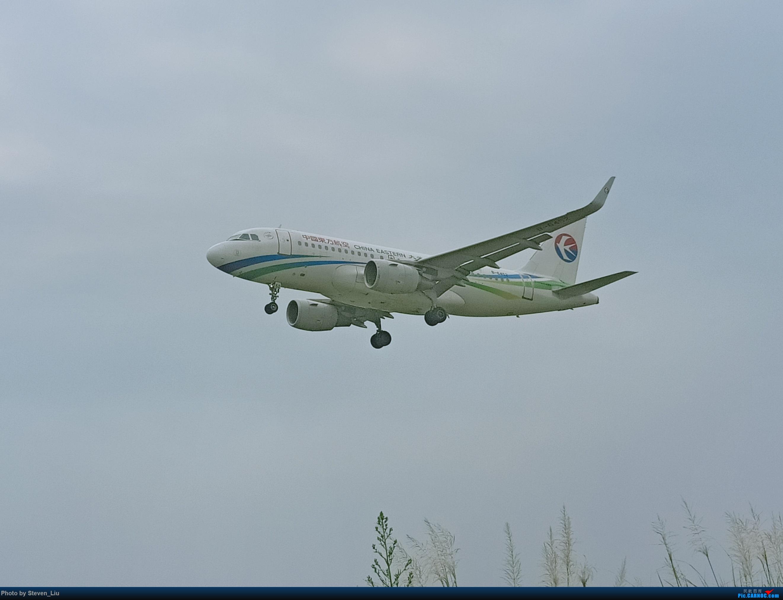 [原创]成都双流国际机场拍机! AIRBUS A319-100 B-6452 成都空港花田