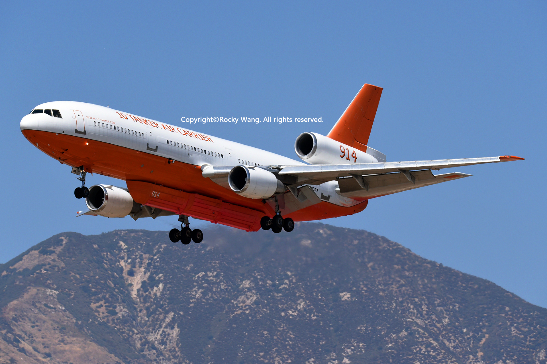 Re:[原创]沙漠29图+彩蛋 MCDONNELL DOUGLAS DC-10-30(ER) N603AX San Bernardino Int'l