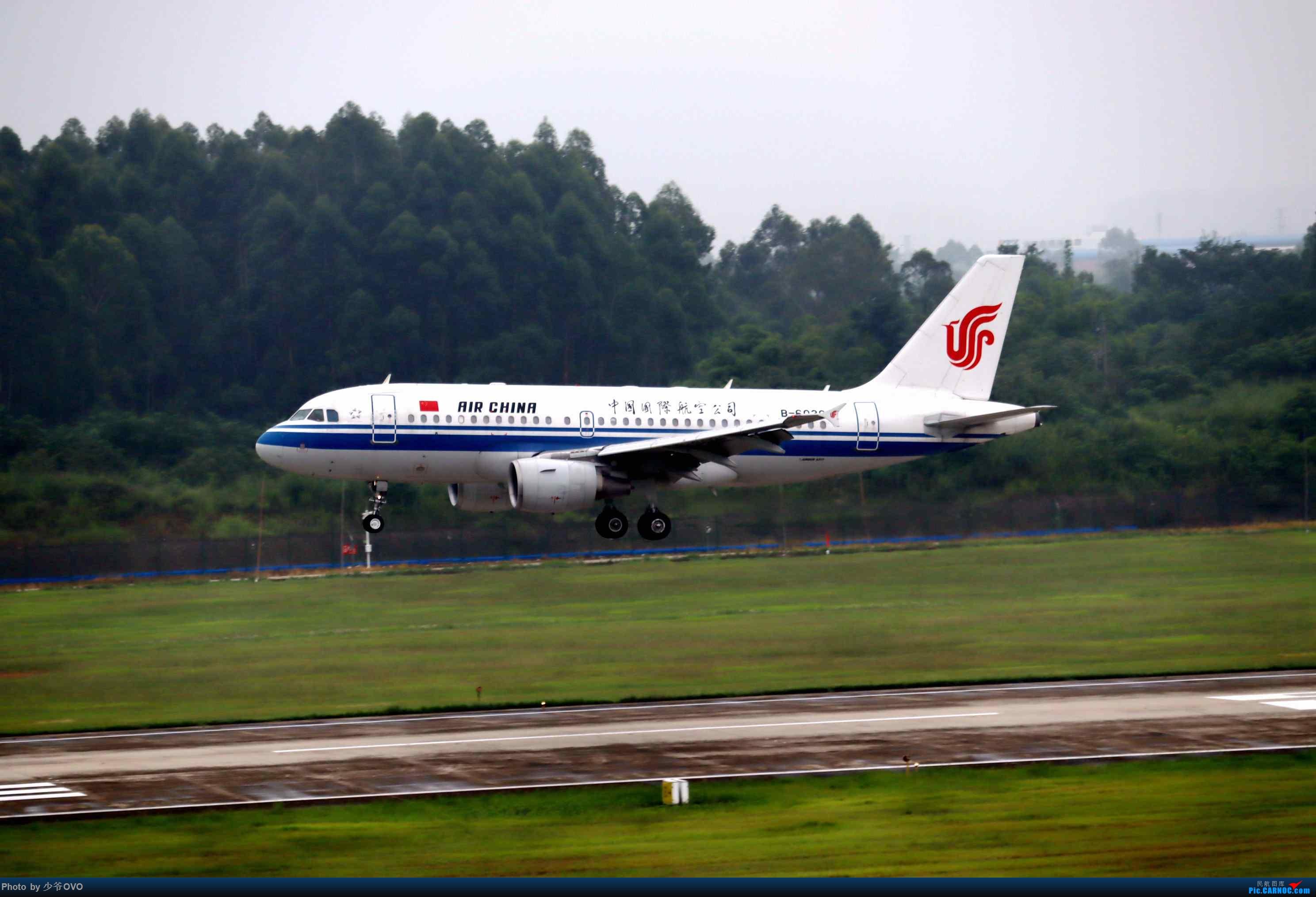 Re:[原创](2020.8.1)少爷的CTU拍机(厦门航空联合国787) AIRBUS A319-100 B-6036 中国成都双流国际机场