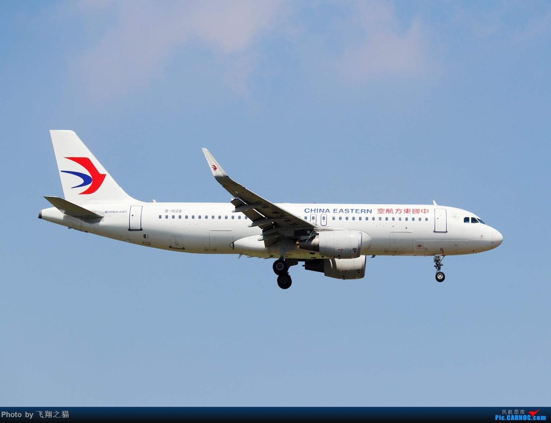 Re:[原创]Re:[原创]Re:[原创]CKG拍机(热炸天!) AIRBUS A320-200 B-1028 重庆江北国际机场
