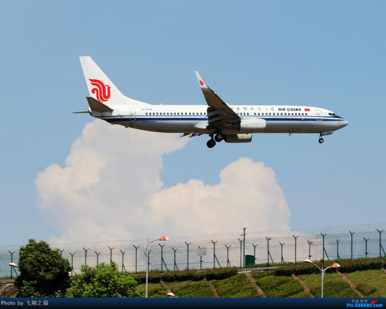 Re:[原创]Re:[原创]Re:[原创]CKG拍机(热炸天!) BOEING 737-800 B-5391 重庆江北国际机场