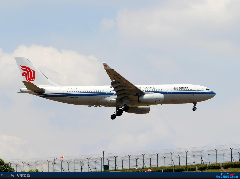 Re:[原创]Re:[原创]Re:[原创]CKG拍机(热炸天!) AIRBUS A330-200 B-6072 重庆江北国际机场