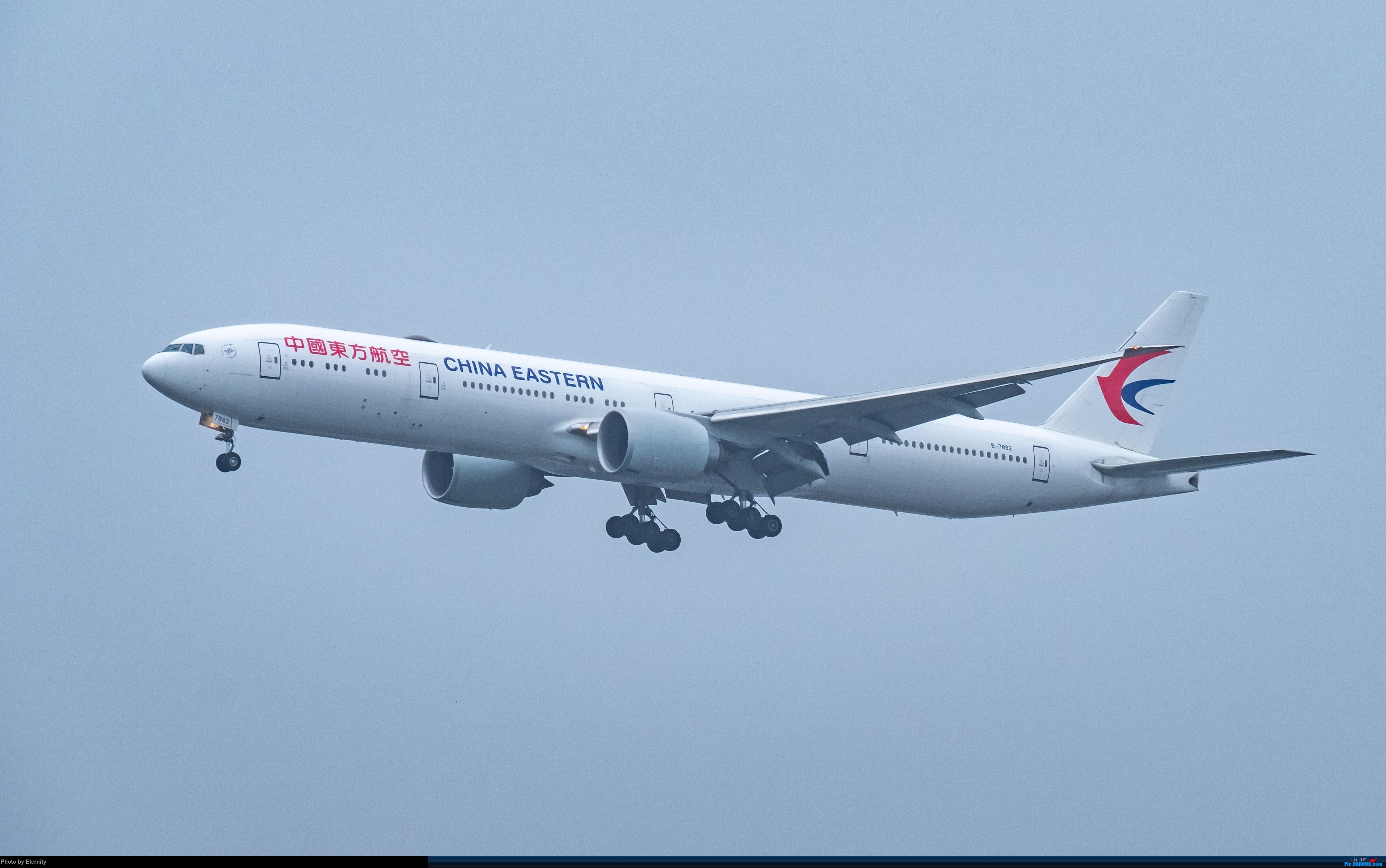 Re:[原创]后疫情期间的暑假国内游 | 西安-上海-广州-成都 | 体验国内3条干线 | 吉祥航空787 | 南航350 | 海航737 BOEING 777-300ER B-7882 中国上海虹桥国际机场