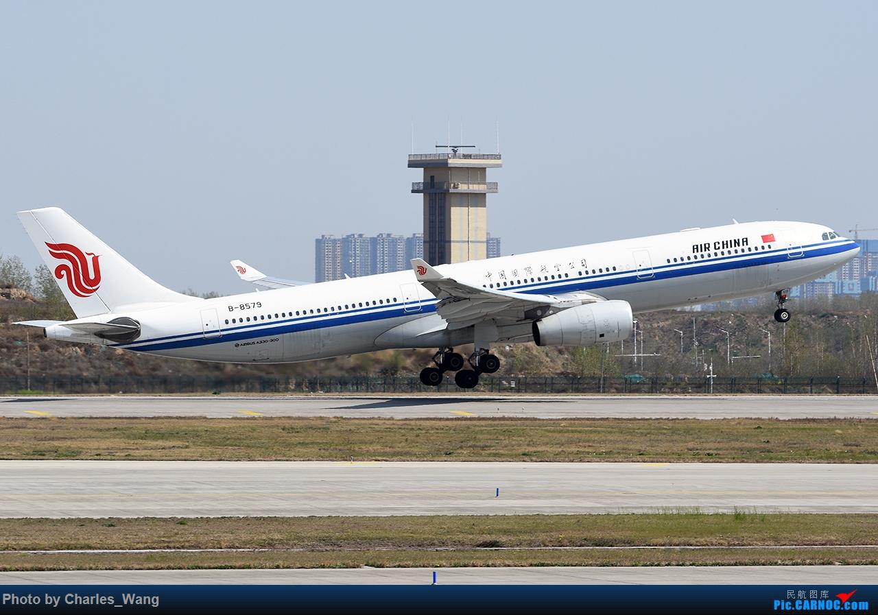 Re:[原创]新郑机场近日好货集锦 AIRBUS A330-300 B-8579 中国郑州新郑国际机场