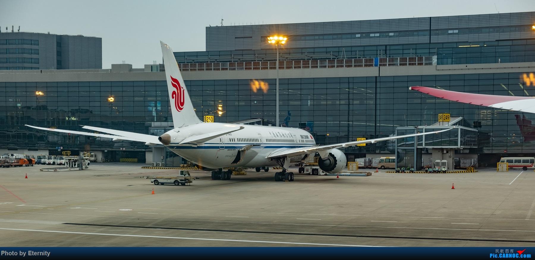 Re:[原创]后疫情期间的暑假国内游 | 西安-上海-广州-成都 | 体验国内3条干线 | 吉祥航空787 | 南航350 | 海航737 BOEING 787-9 B-1469 中国上海虹桥国际机场