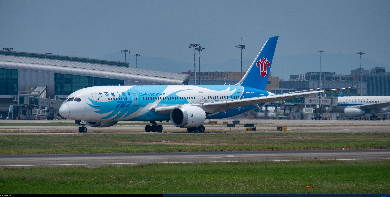 Re:[原创]后疫情期间的暑假国内游 | 西安-上海-广州-成都 | 体验国内3条干线 | 吉祥航空787 | 南航350 | 海航737 BOEING 787-8 B-2727 中国广州白云国际机场