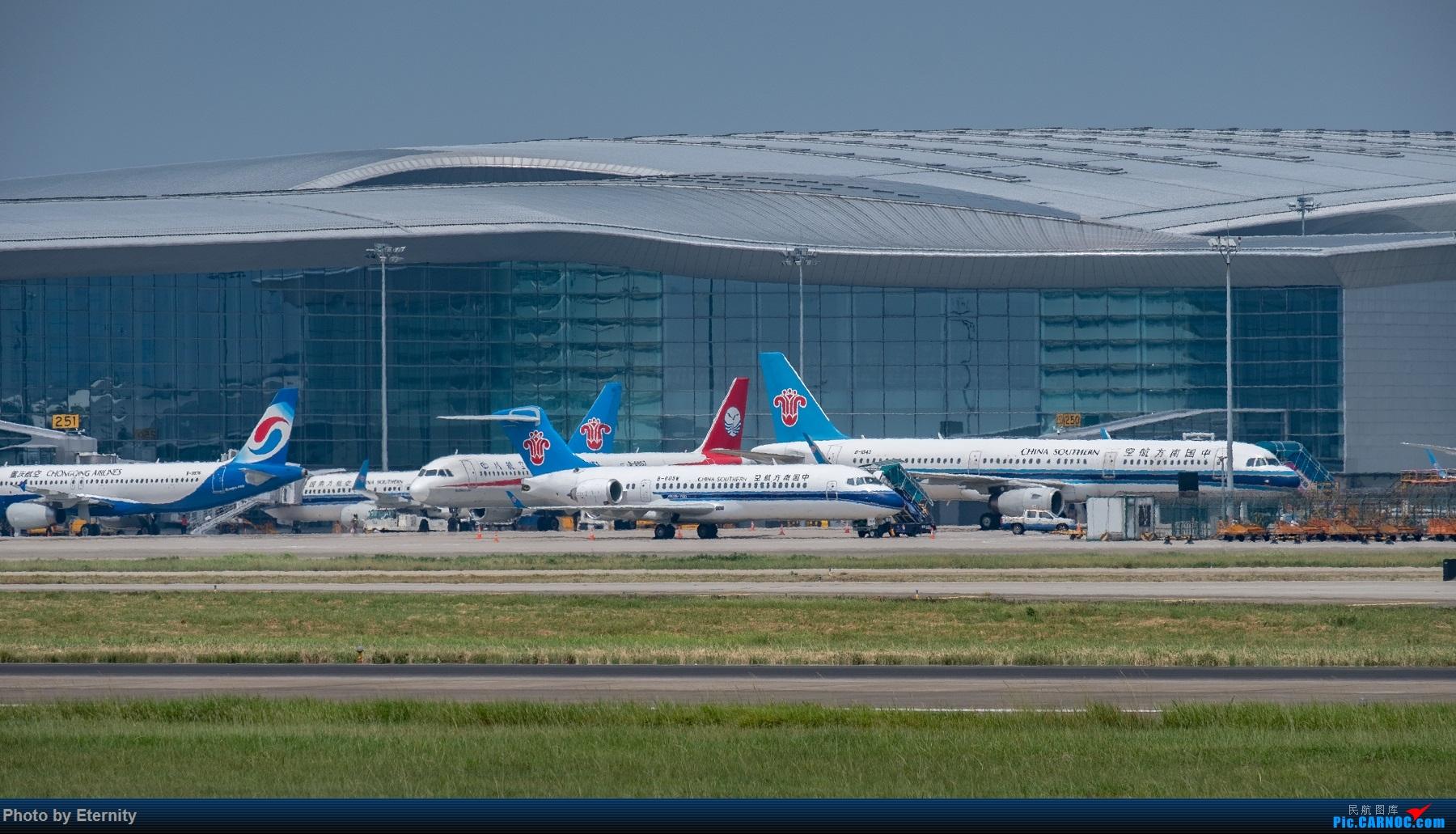Re:[原创]后疫情期间的暑假国内游 | 西安-上海-广州-成都 | 体验国内3条干线 | 吉祥航空787 | 南航350 | 海航737 COMAC ARJ21-700 B-605W 中国广州白云国际机场