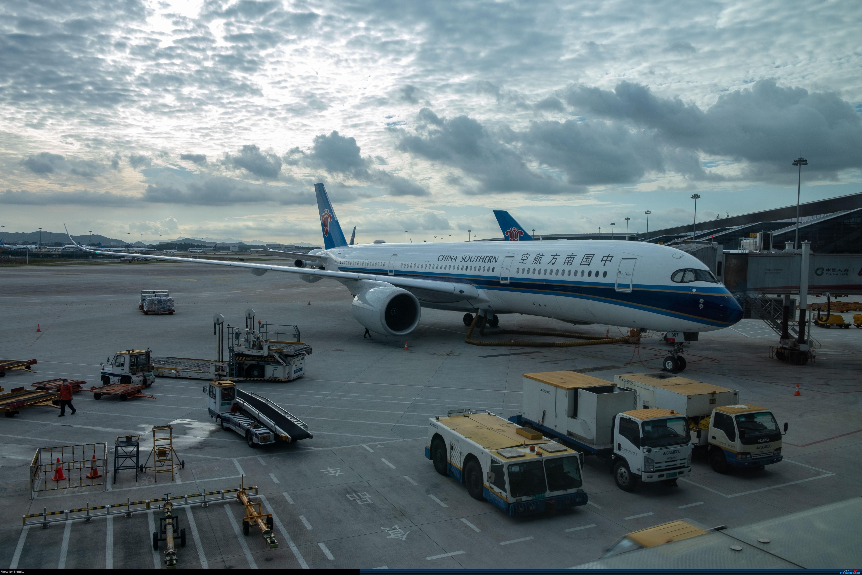 Re:[原创]后疫情期间的暑假国内游 | 西安-上海-广州-成都 | 体验国内3条干线 | 吉祥航空787 | 南航350 | 海航737 AIRBUS A350-900 B-308T 中国广州白云国际机场