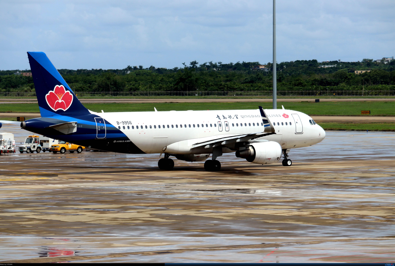 Re:[原创]少爷的HAK往返随拍 AIRBUS A320-200 B-9956 中国海口美兰国际机场