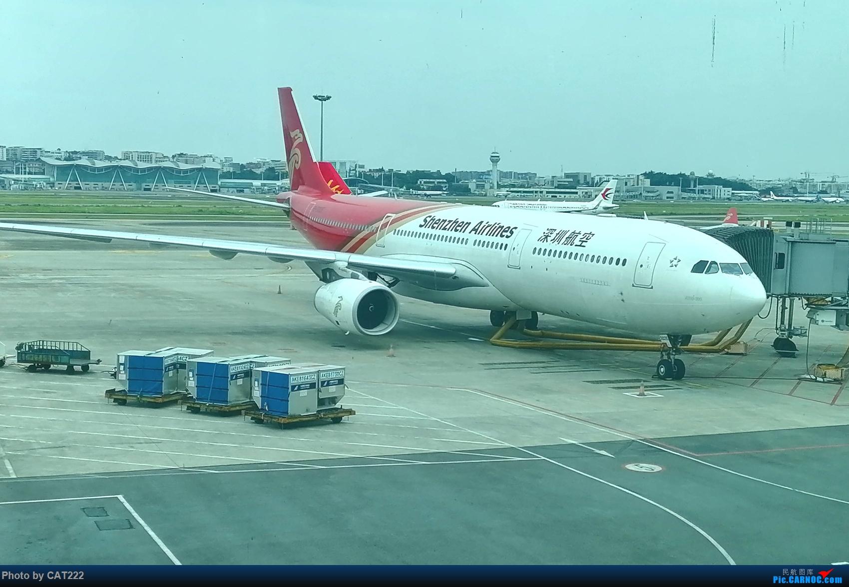 Re:[原创]CZ3406 重庆—广州随手拍(首次发帖) A330  江北机场