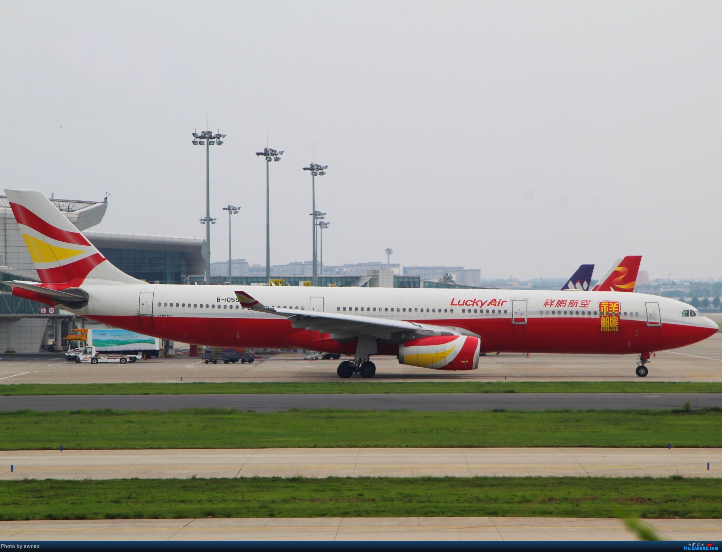 Re:[原创]CGO萌新拍机 AIRBUS A330-300 B-1059 中国郑州新郑国际机场