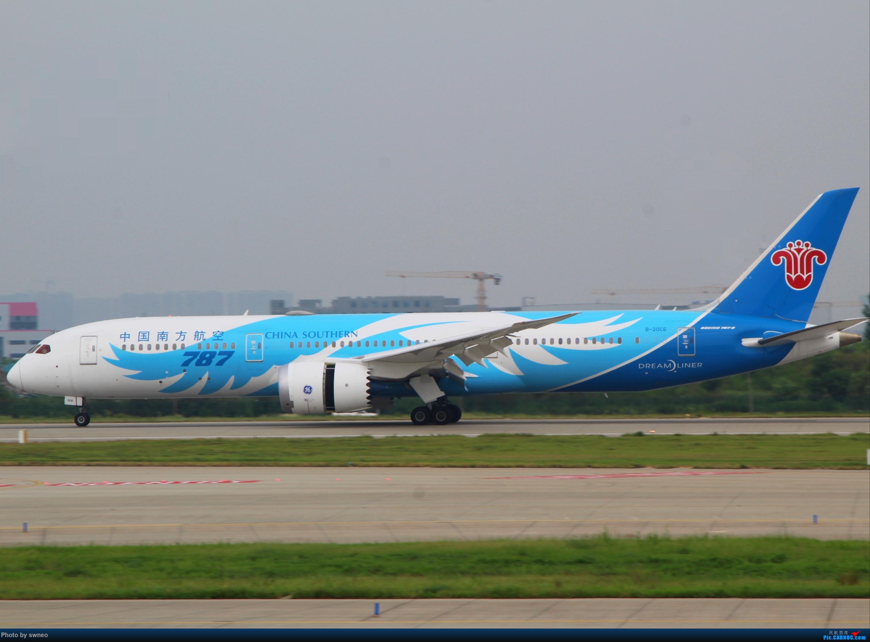 Re:[原创]CGO萌新拍机 BOEING 787-9 B-20C6 中国郑州新郑国际机场