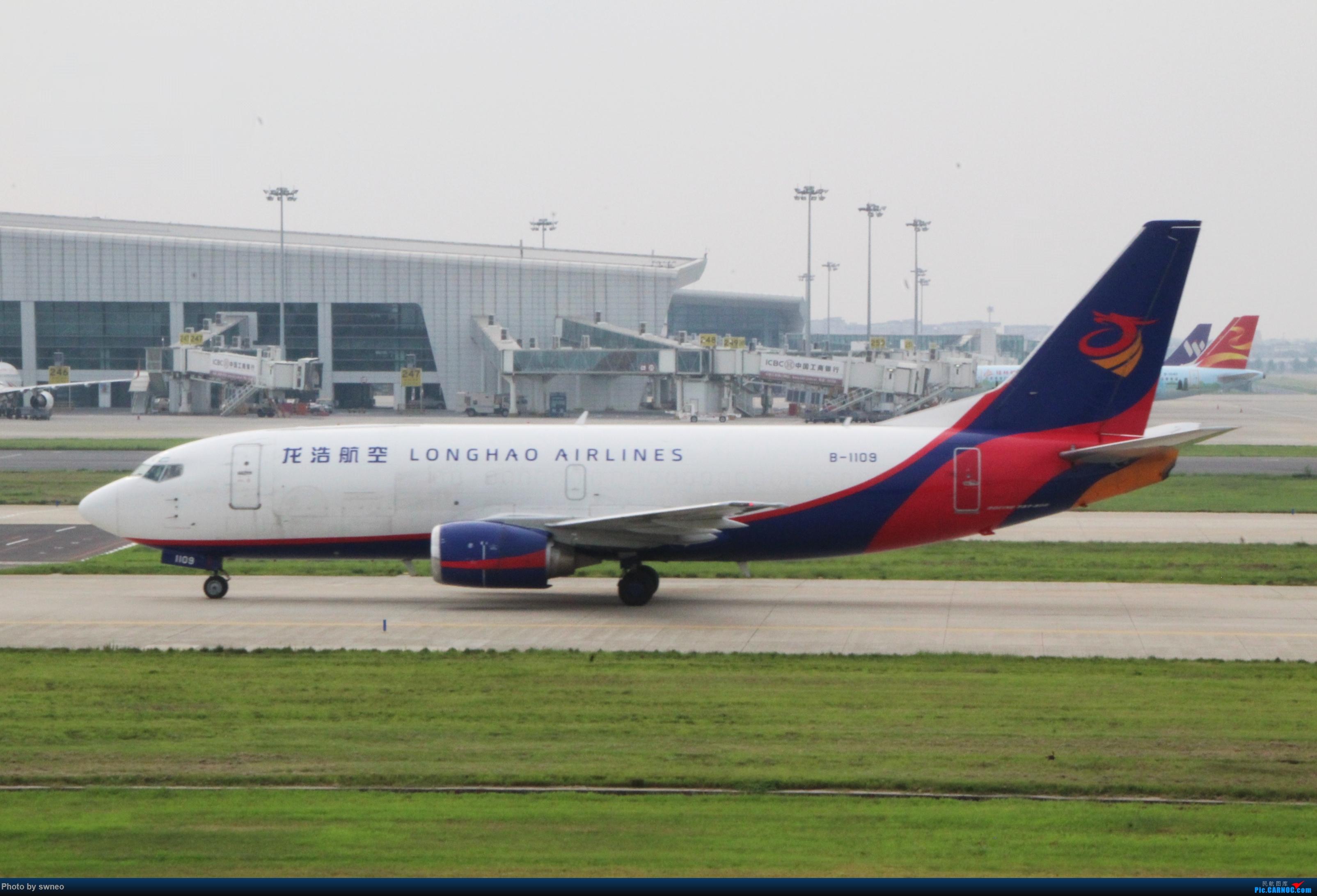 Re:[原创]CGO萌新拍机 BOEING 737-300F B-1109 中国郑州新郑国际机场