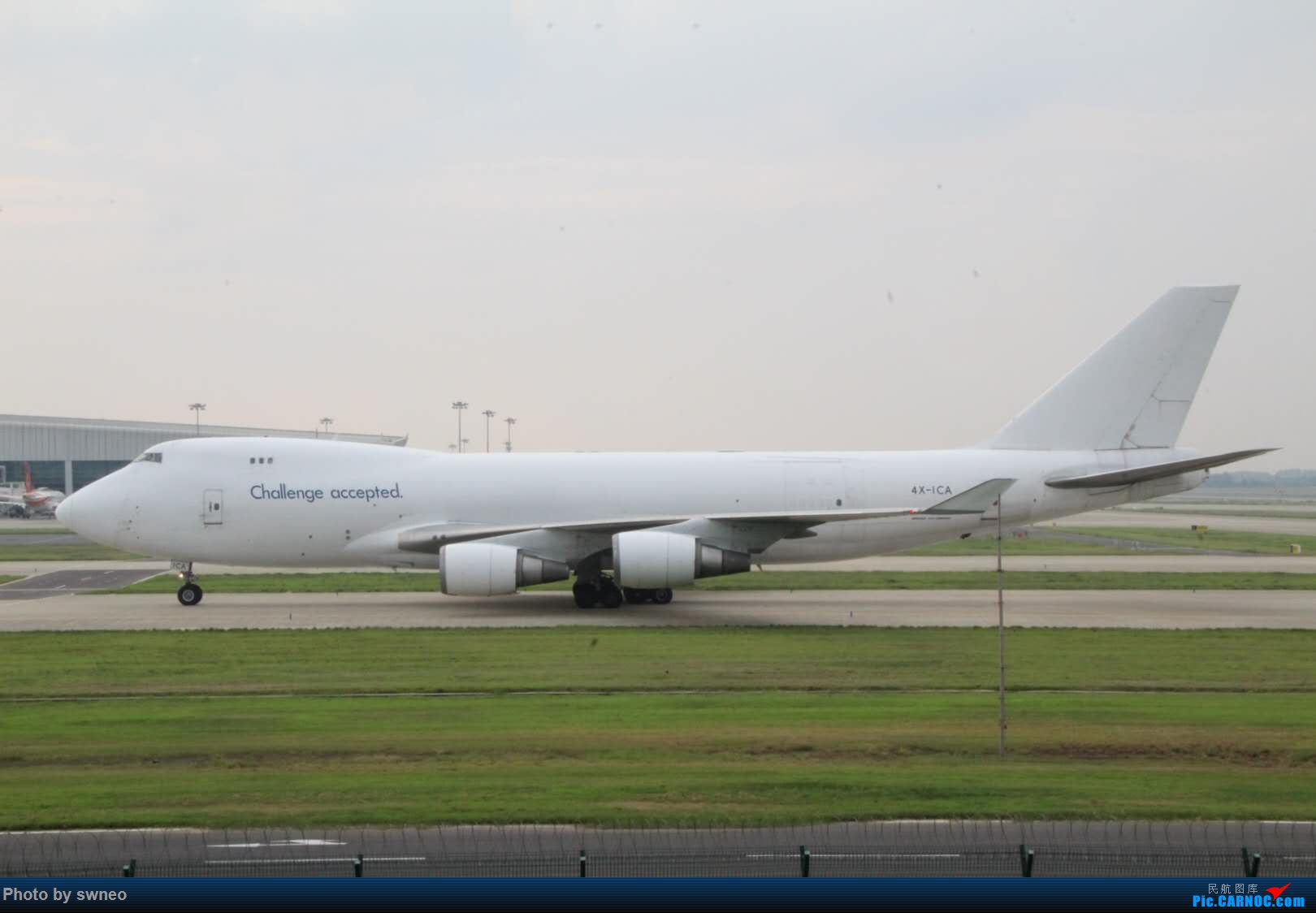 Re:[原创]CGO萌新拍机 BOEING 747-400F 4X-ICA 中国郑州新郑国际机场