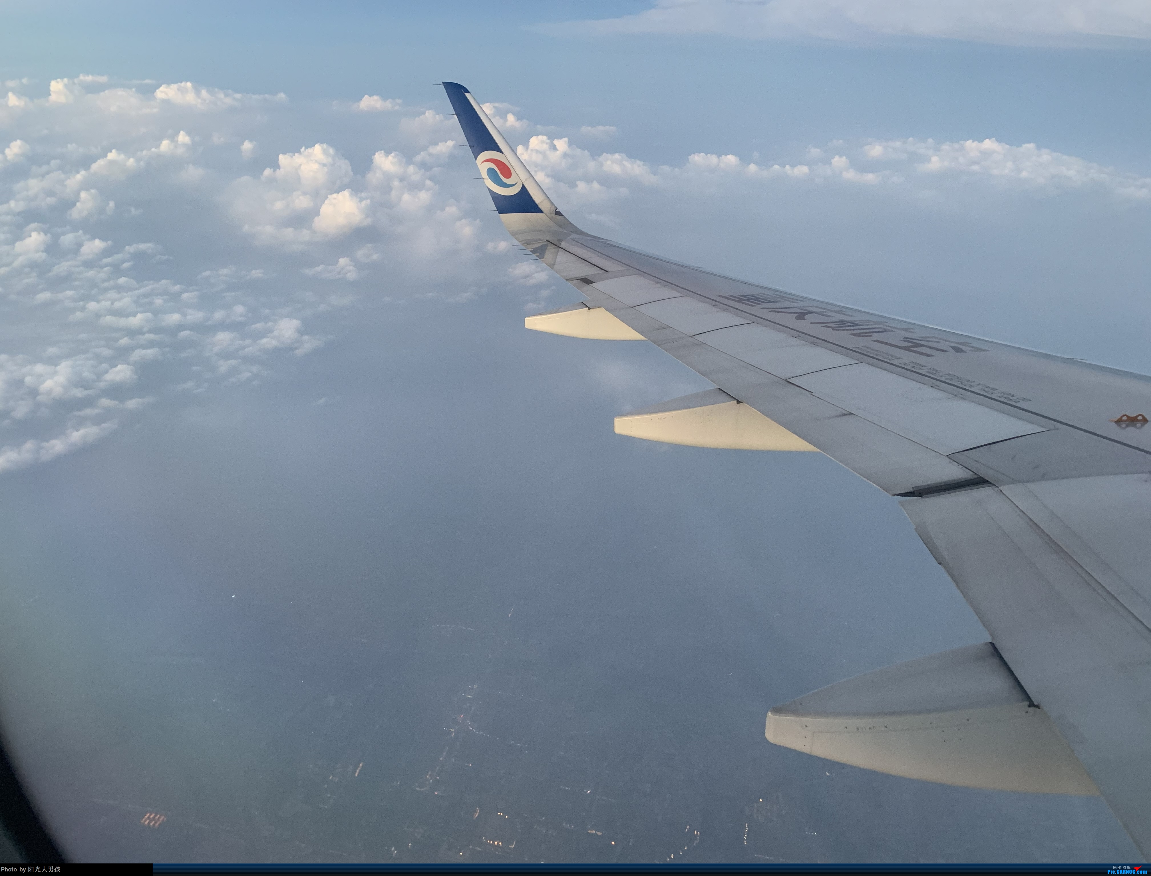 [原创]寻着记忆,再游重庆 AIRBUS A320NEO B-307S 中国重庆江北国际机场