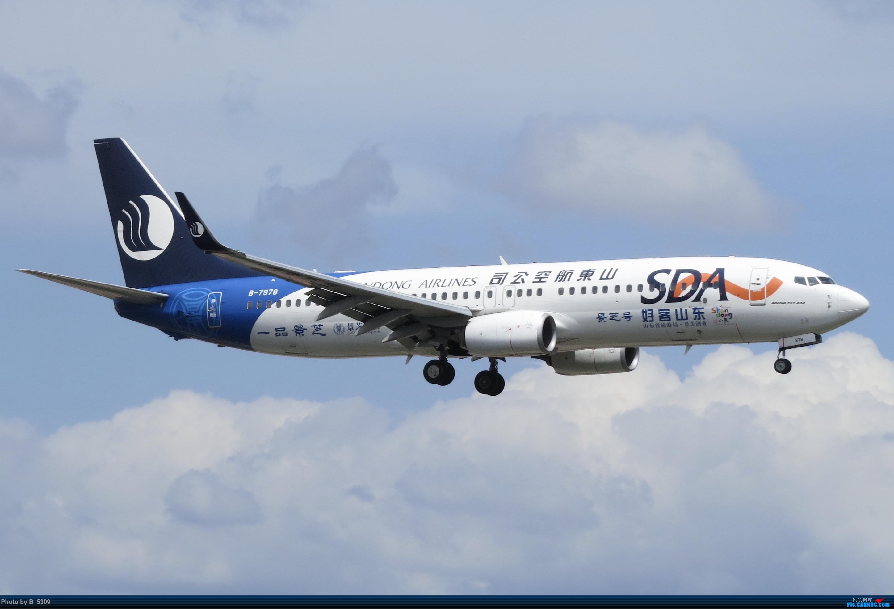 Re:[原创]白鹭窝终于换向了。。。 BOEING 737-800 B-7978 中国厦门高崎国际机场