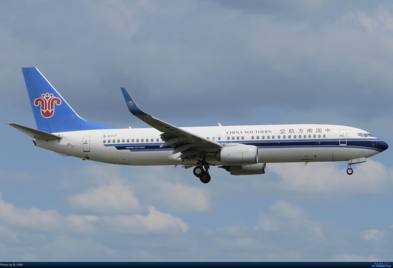 Re:[原创]白鹭窝终于换向了。。。 BOEING 737-800 B-5717 中国厦门高崎国际机场
