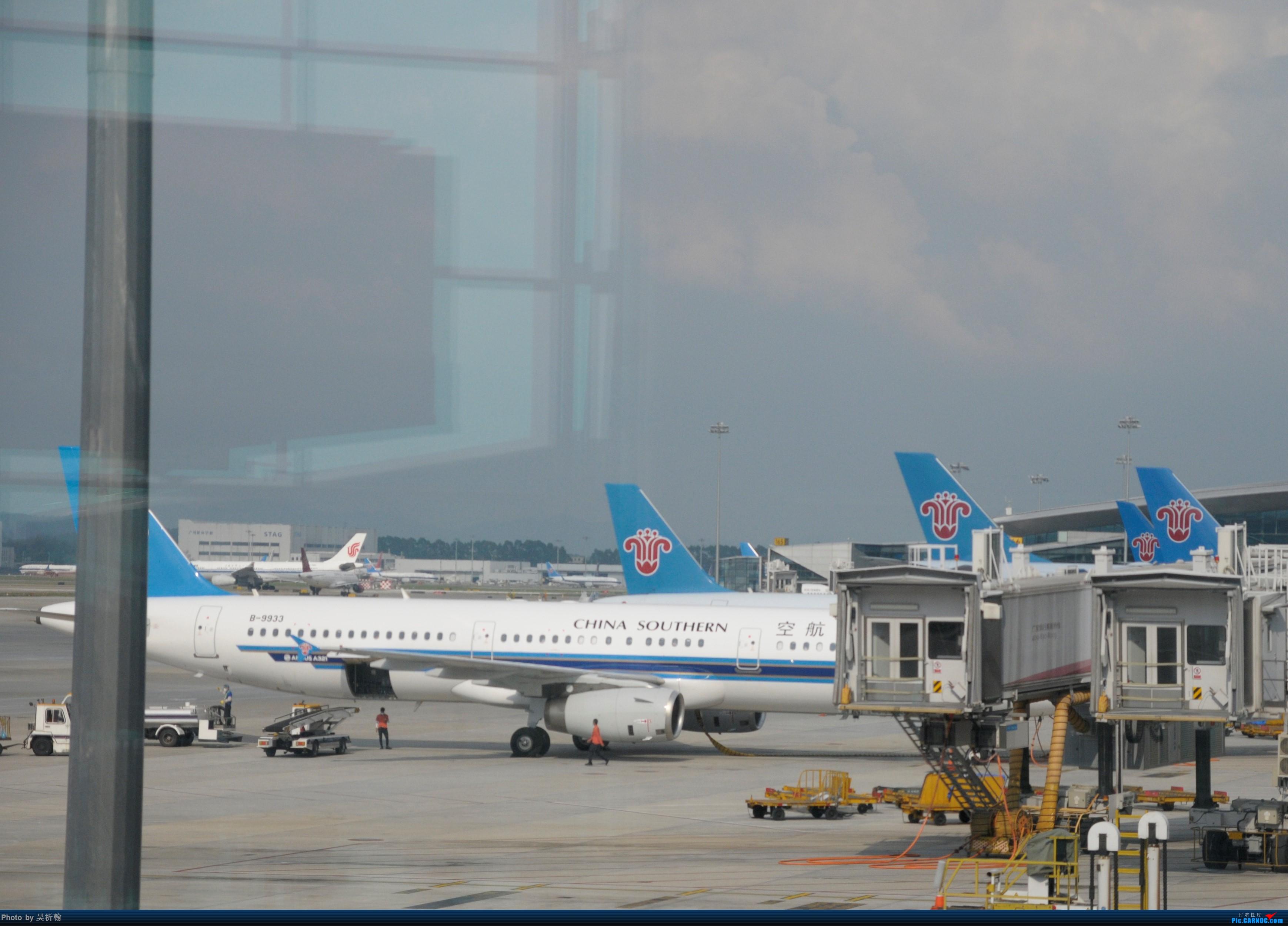 Re:[原创]Kian的飞行游记1:飞往无锡 AIRBUS A321-200 B-9933 中国广州白云国际机场