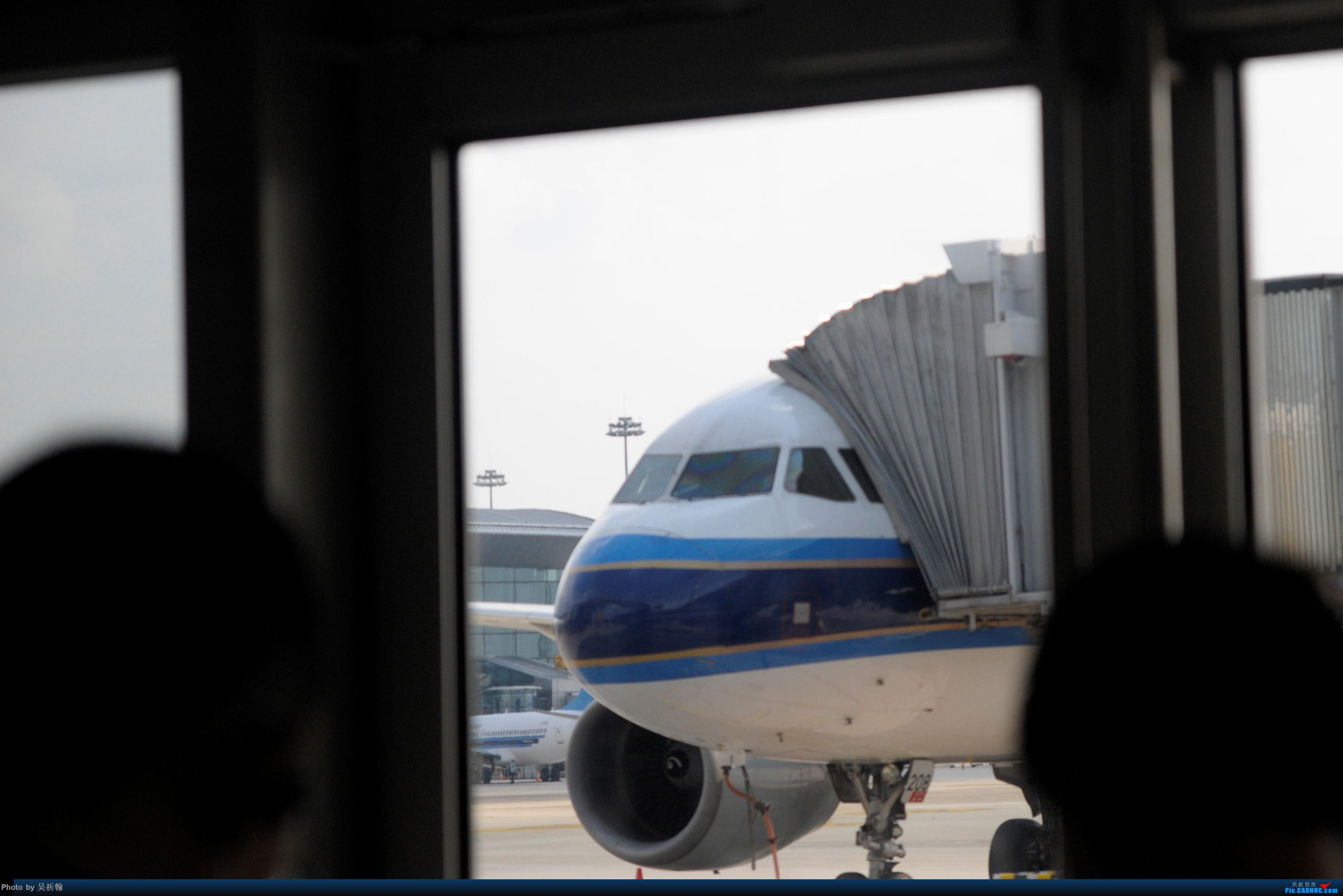 Re:[原创]Kian的飞行游记1:飞往无锡 AIRBUS A320  中国广州白云国际机场