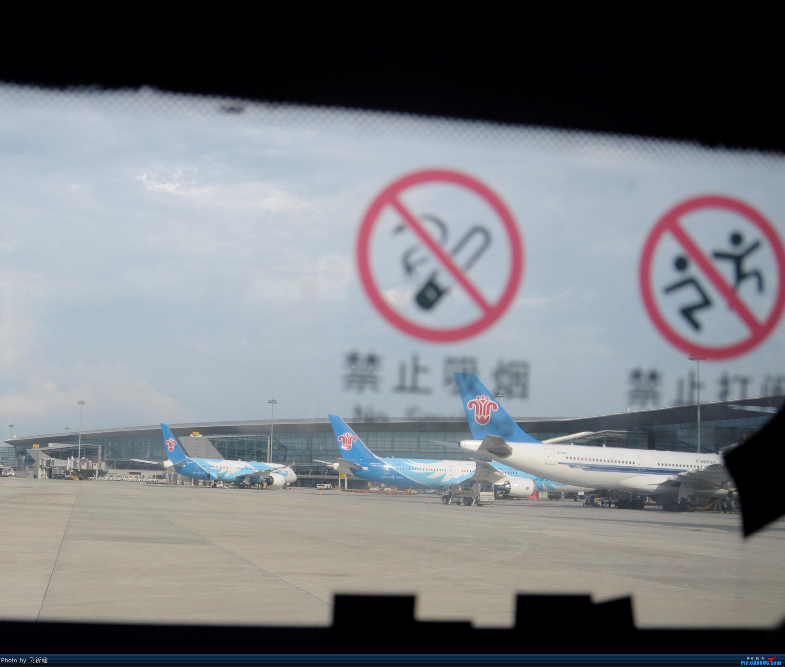 Re:[原创]Kian的飞行游记1:飞往无锡 BOEING 787-8