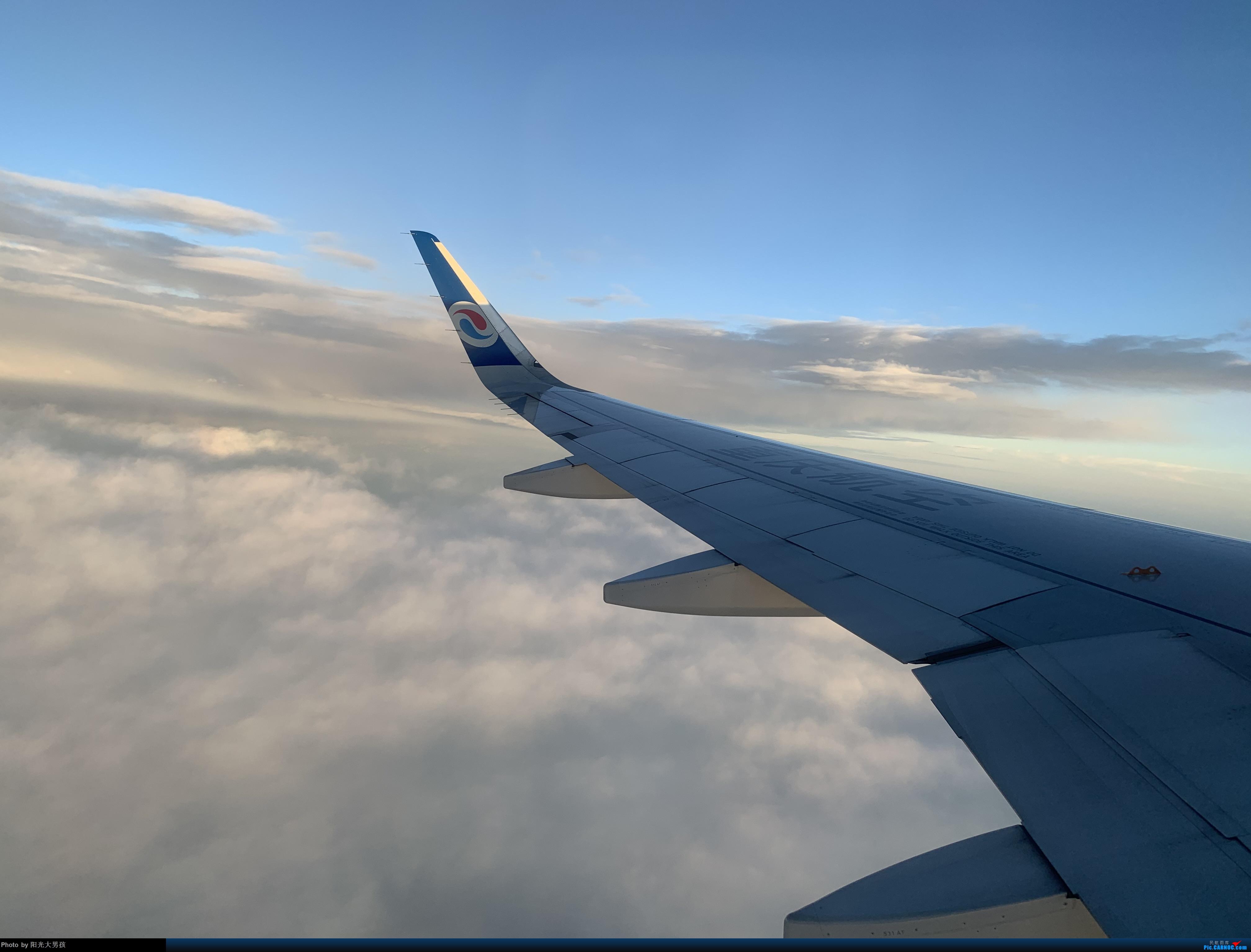 Re:[原创]追忆之旅,重回重庆(3),由于之前网络原因不好意思没有发上请大家见谅 AIRBUS A320NEO B-307S 机上(57A)  飞友