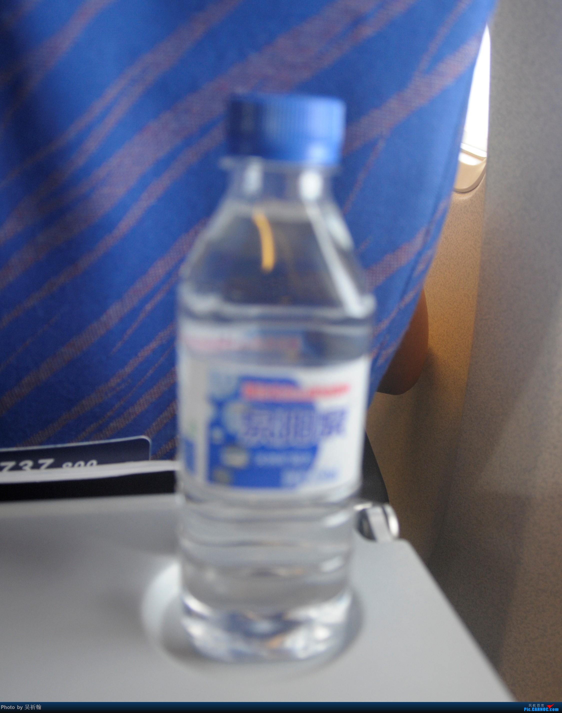 Re:[原创]Kian的飞行游记1:飞往无锡 BOEING 737-800 B-5149