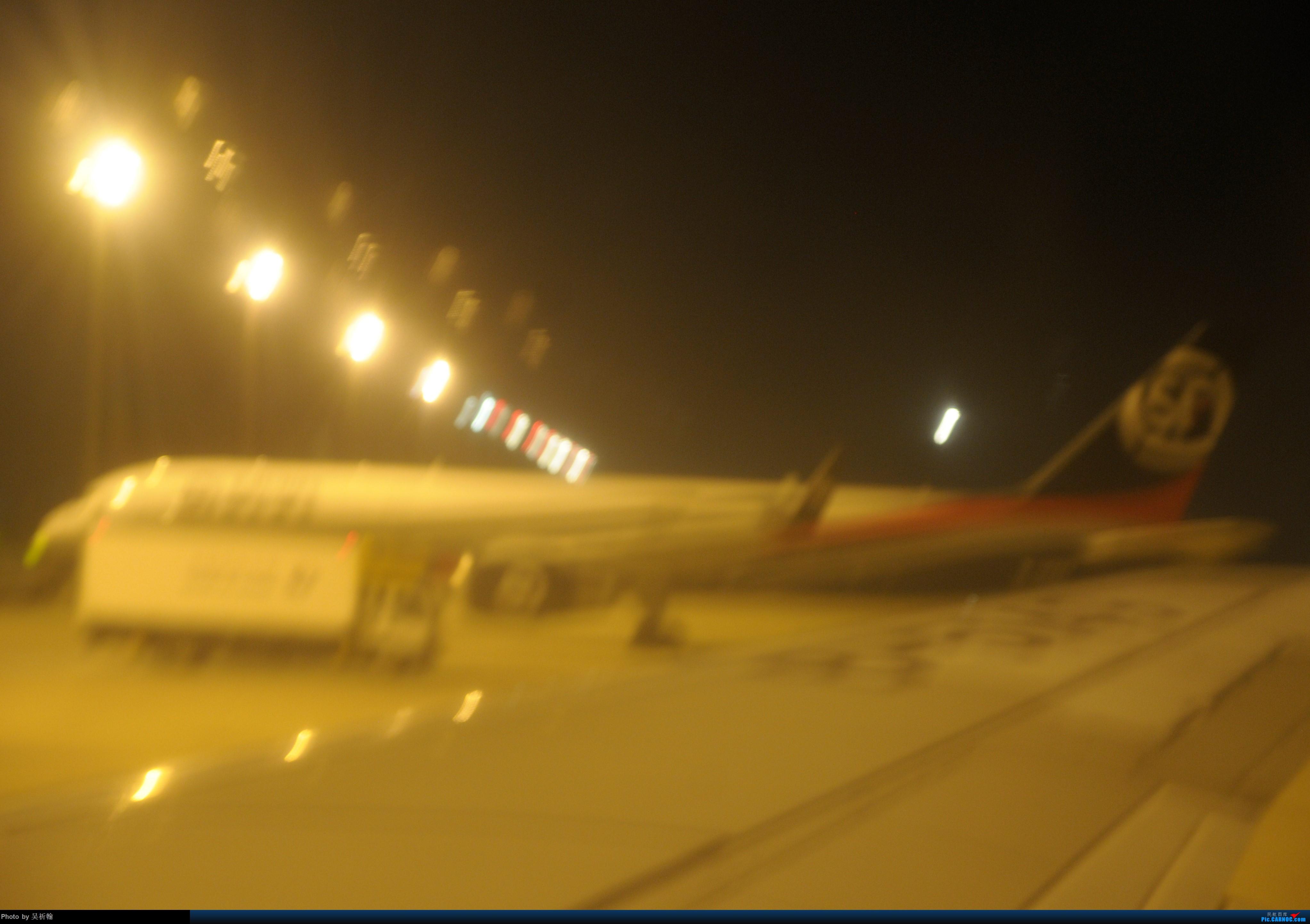Re:[原创]Kian的飞行游记1:飞往无锡 BOEING 757-200F