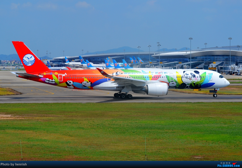 Re:[原创]【肥威的CAN】盛夏拍机什锦。【 广东青少年拍机小队】【广州,你好!】 AIRBUS A350-900 B-301D 中国广州白云国际机场