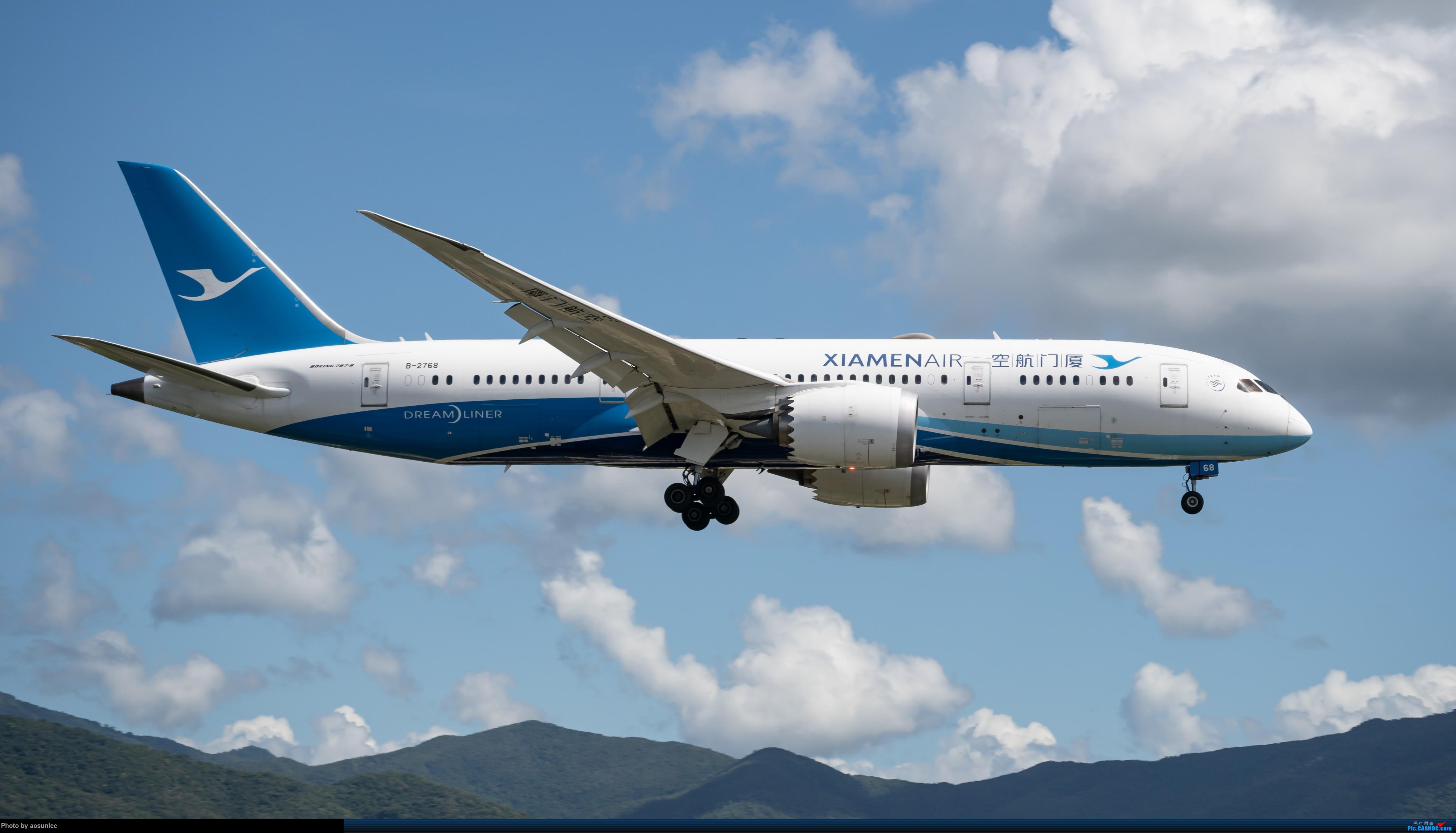 Re:二刷ZJSY BOEING 787-8 B-2768