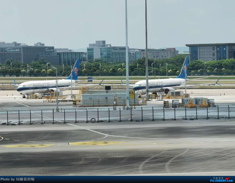 Re:[原创]2020.7&2020.8北京-广州-烟台-北京 BOEING 737MAX-8 B-1207 中国广州白云国际机场