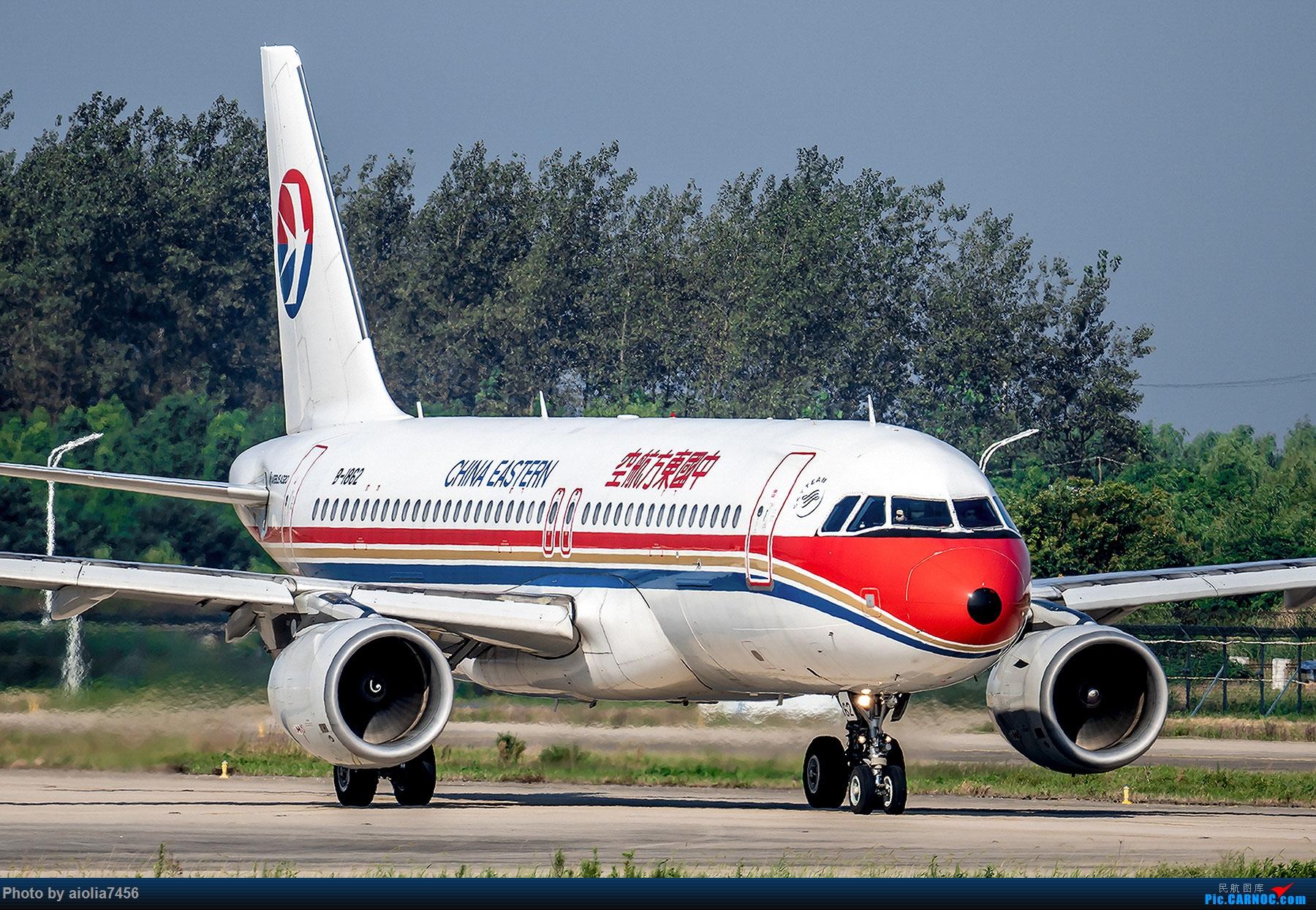 Re:[原创]【霸都打机队】三伏天去桥机场晒太阳,我晒红了,儿子没有。。。 AIRBUS A320-200 B-1862 中国合肥新桥国际机场
