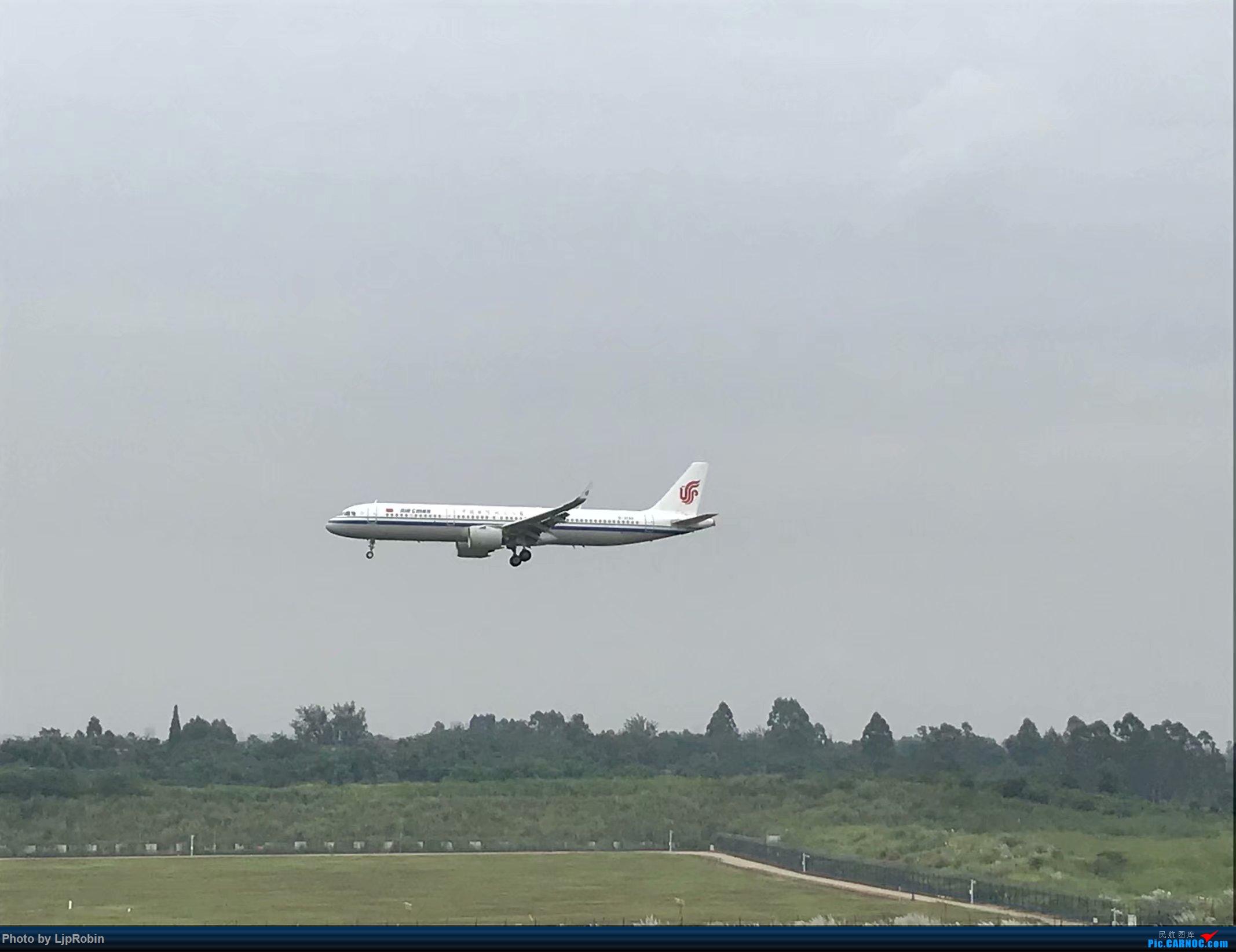 [原创]CTU拍机,新人首发。希望各位大佬多多支持 AIRBUS A321NEO  双流机场T2观景台
