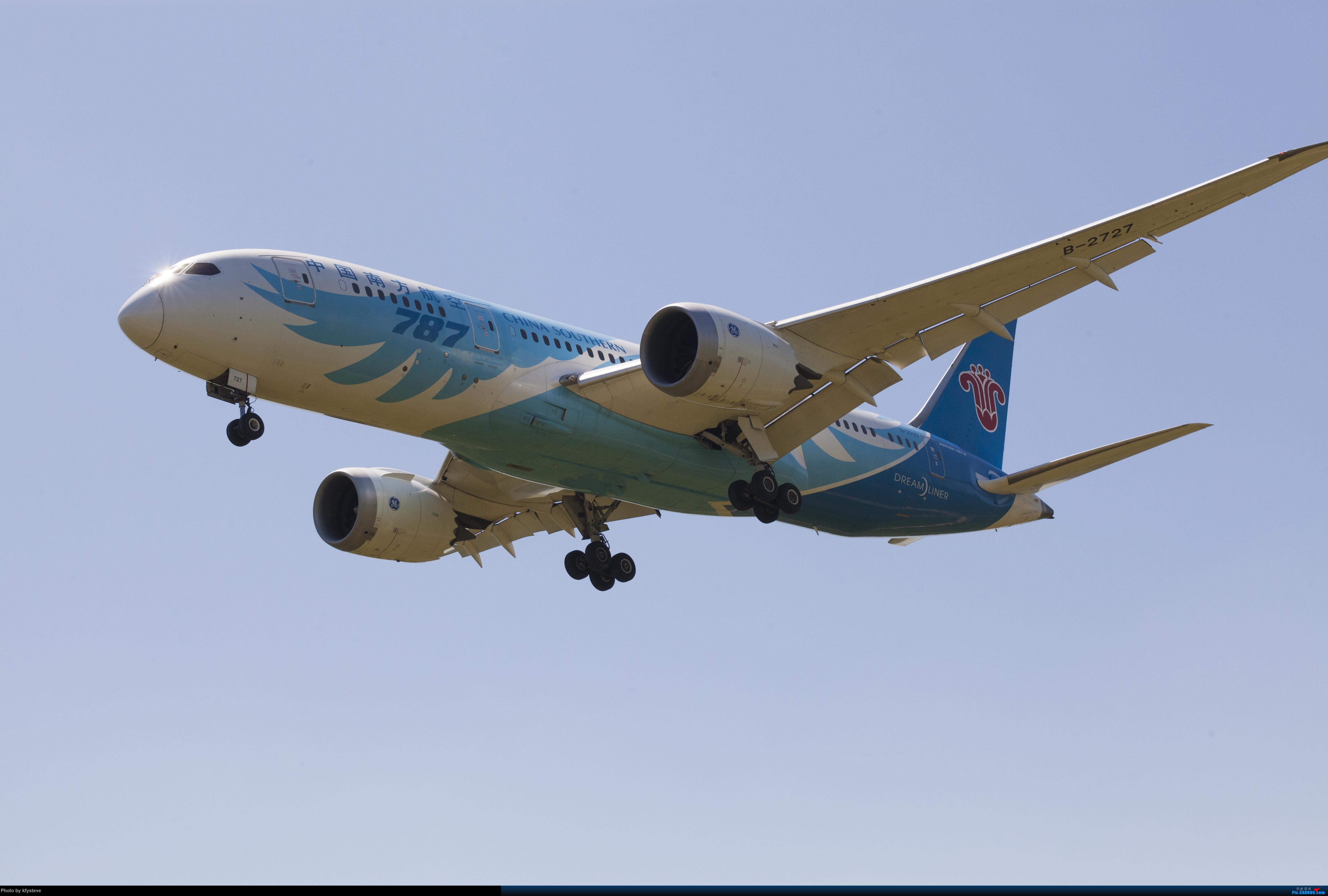 Re:CTU拍机 擦烟爱好者可进 好货多 巴基斯坦军机 BOEING 787-8 B-2727 中国成都双流国际机场