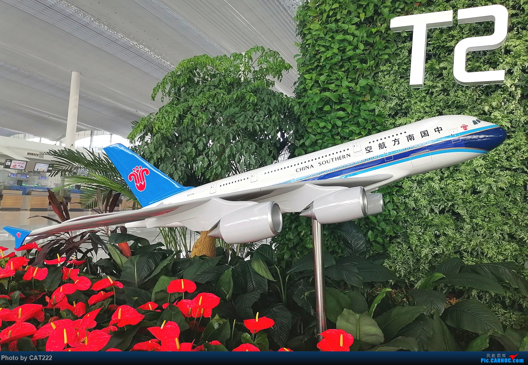 Re:[原创]3天2夜的短暂北京之行,京广线初体验    中国广州白云国际机场